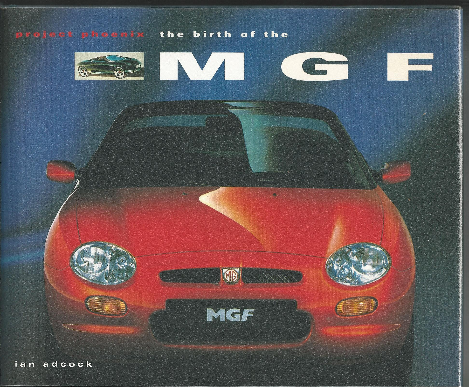 Image for Project Phoenix: Birth of the MGF.