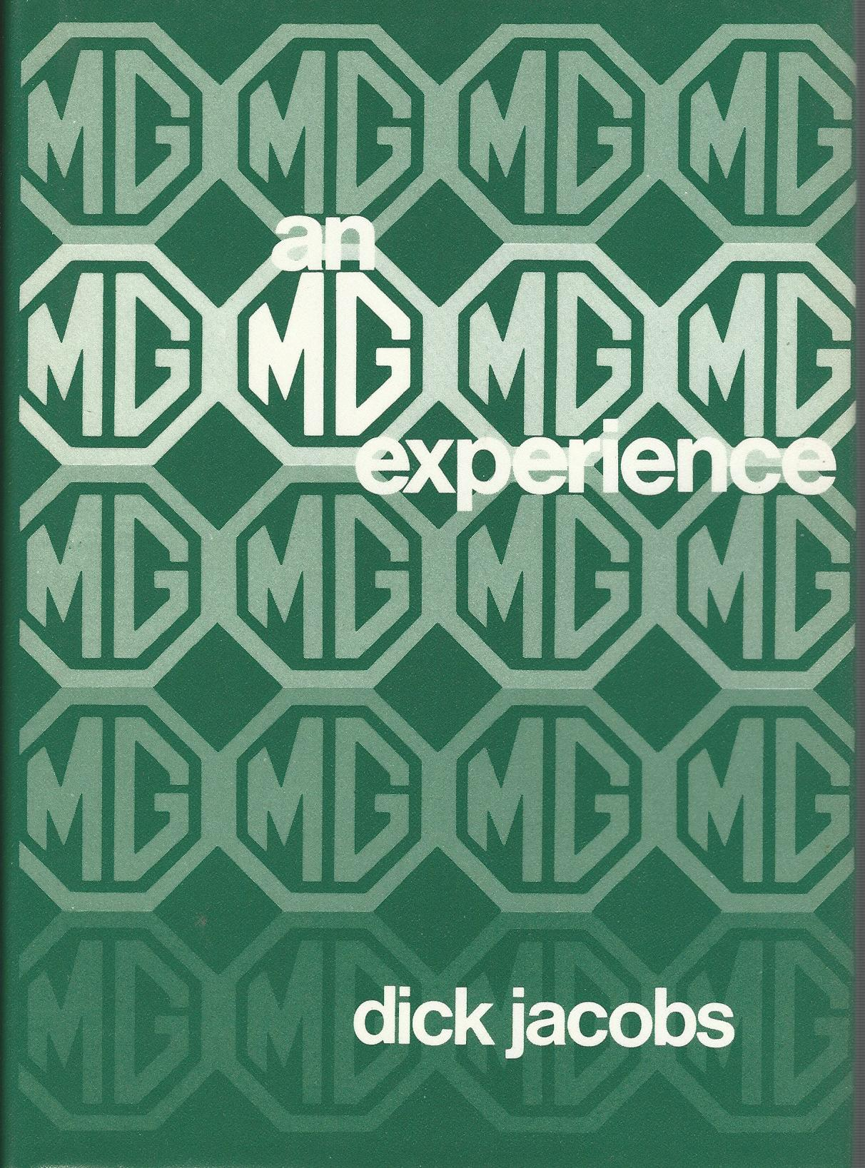 Image for M. G. Experience.