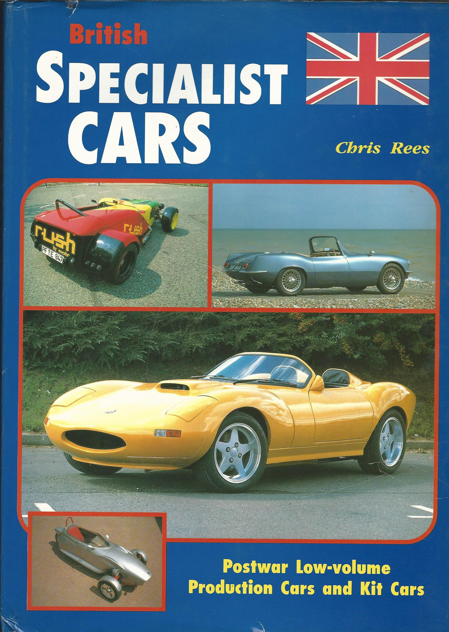 Image for British Specialist Cars: Postwar Low-Volume Production Cars and Kit Cars.