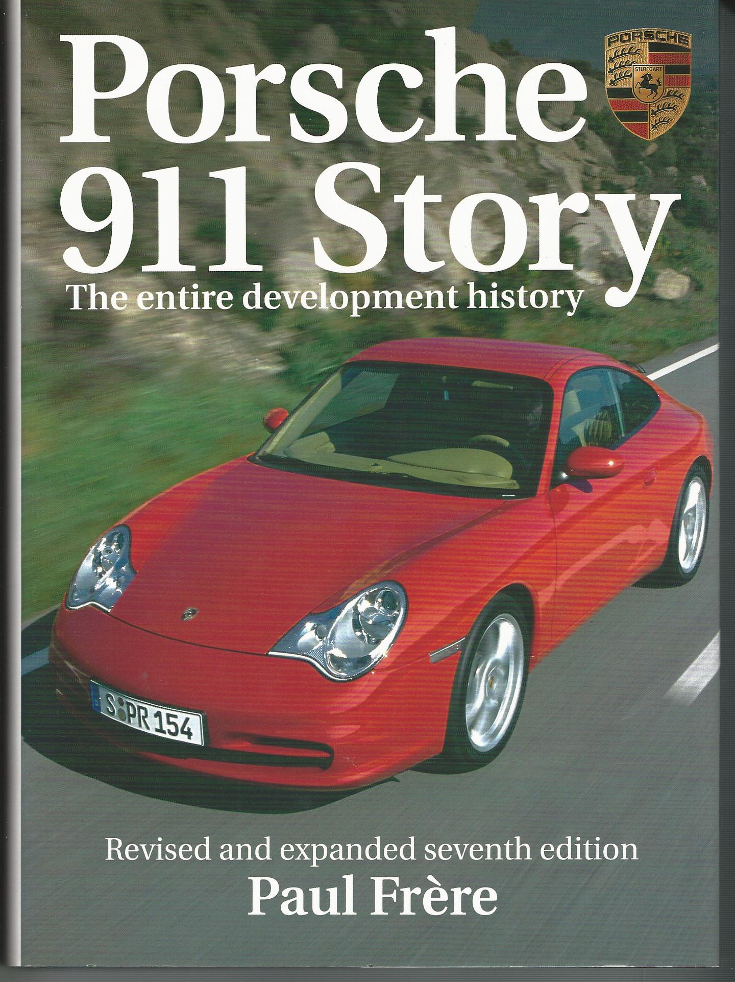 Image for Porsche 911 Story: The entire development history.