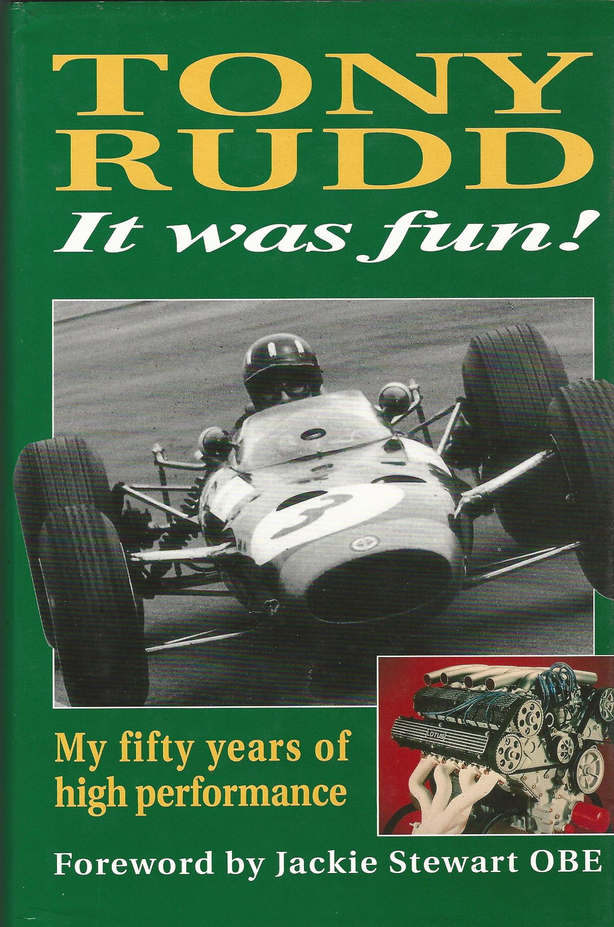 Image for It Was Fun! My Fifty Years of High Performance.