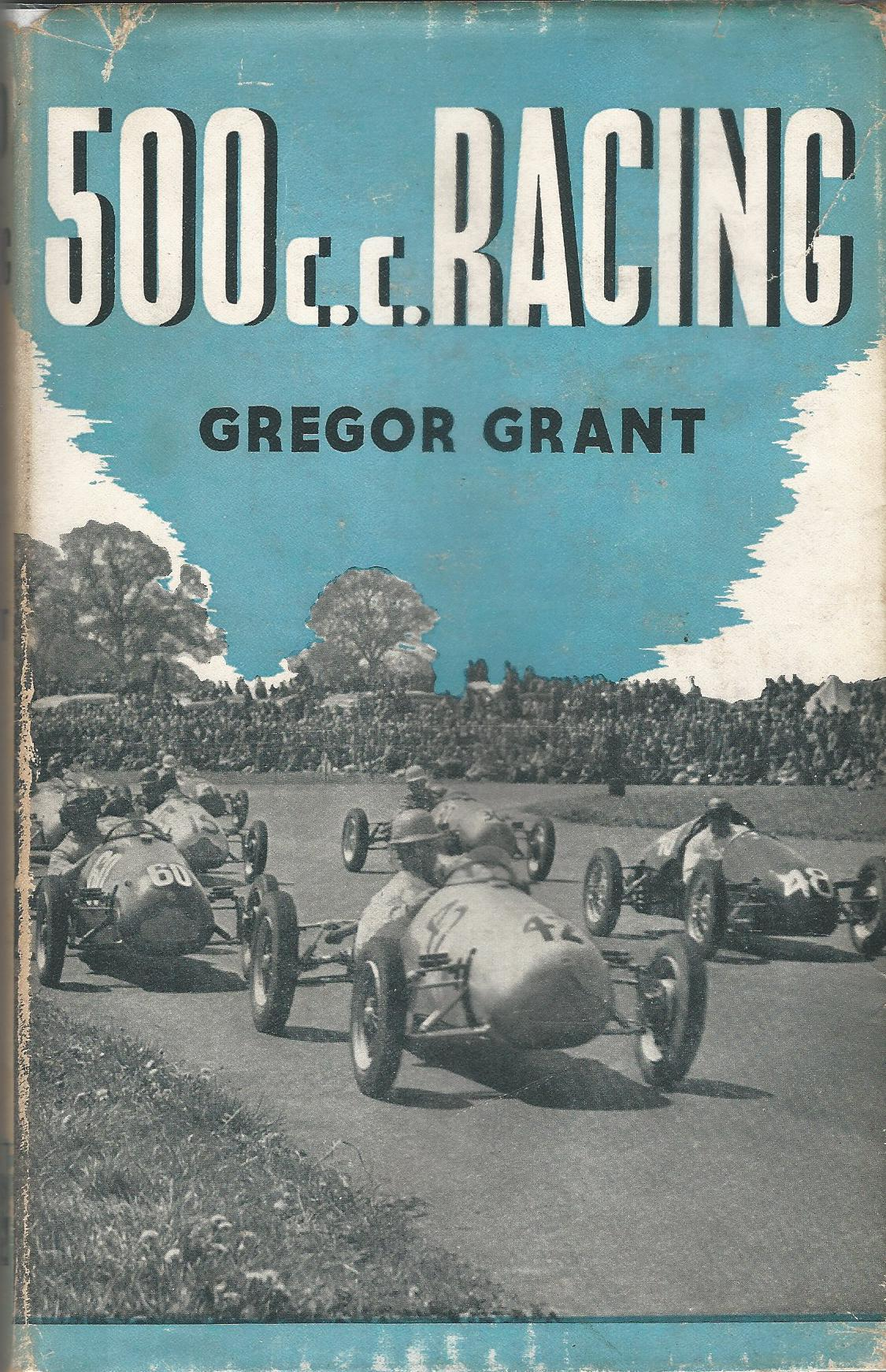 Image for 500cc Racing.