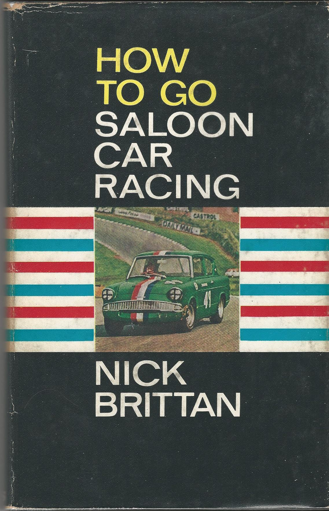 Image for How to go Saloon Car Racing.