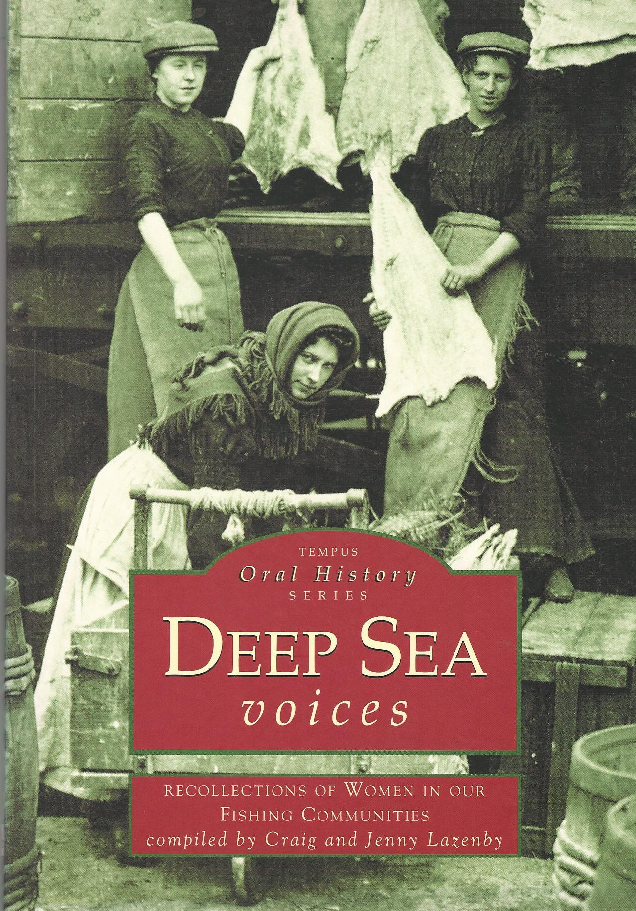 Image for Deep Sea Voices: Recollections of Women in Our Fishing Communities.