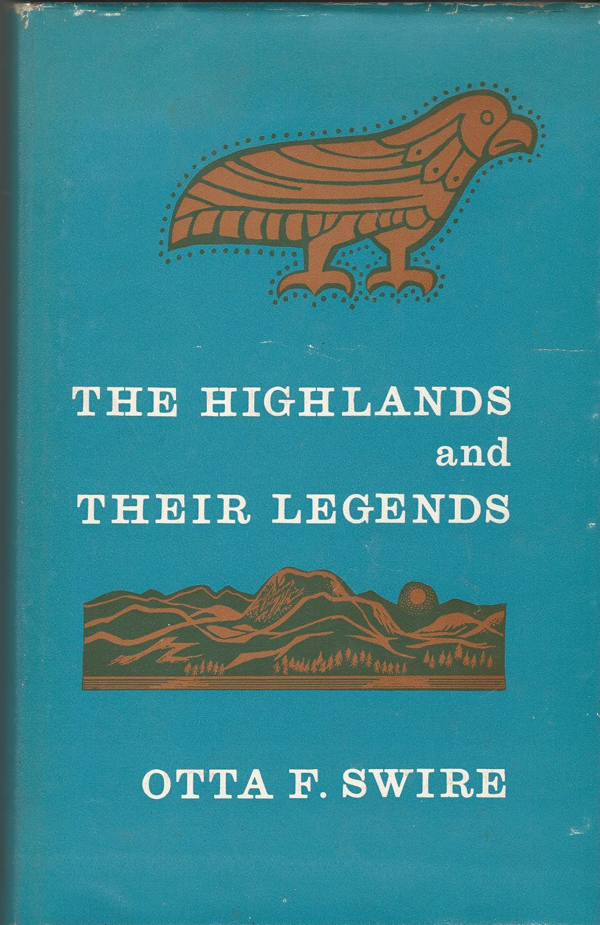 Image for The Highlands and Their Legends
