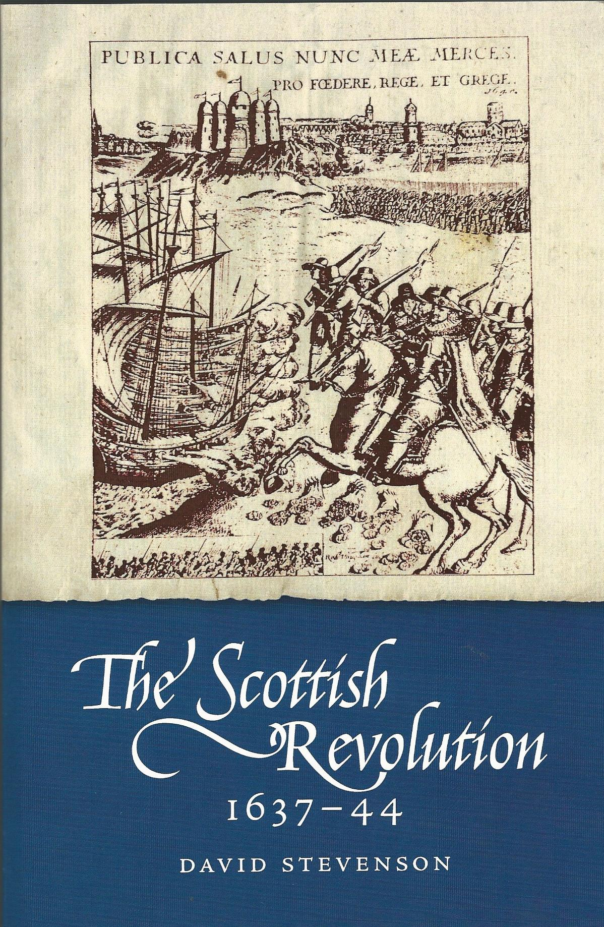 Image for The Scottish Revolution 1637-44