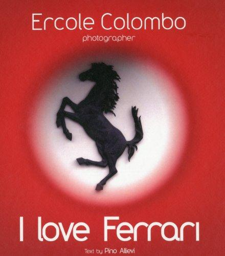 Image for I love Ferrari