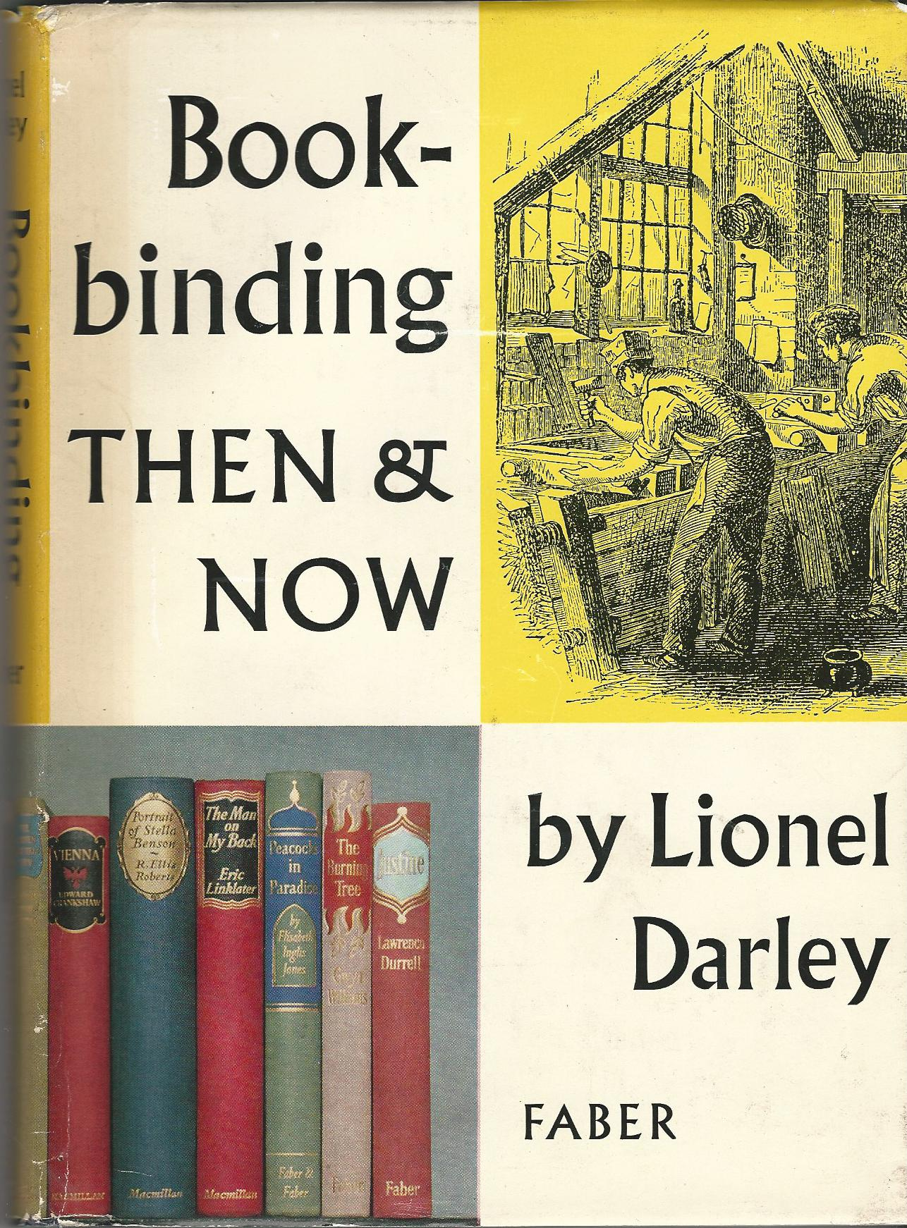 Image for Bookbinding Then & Now.
