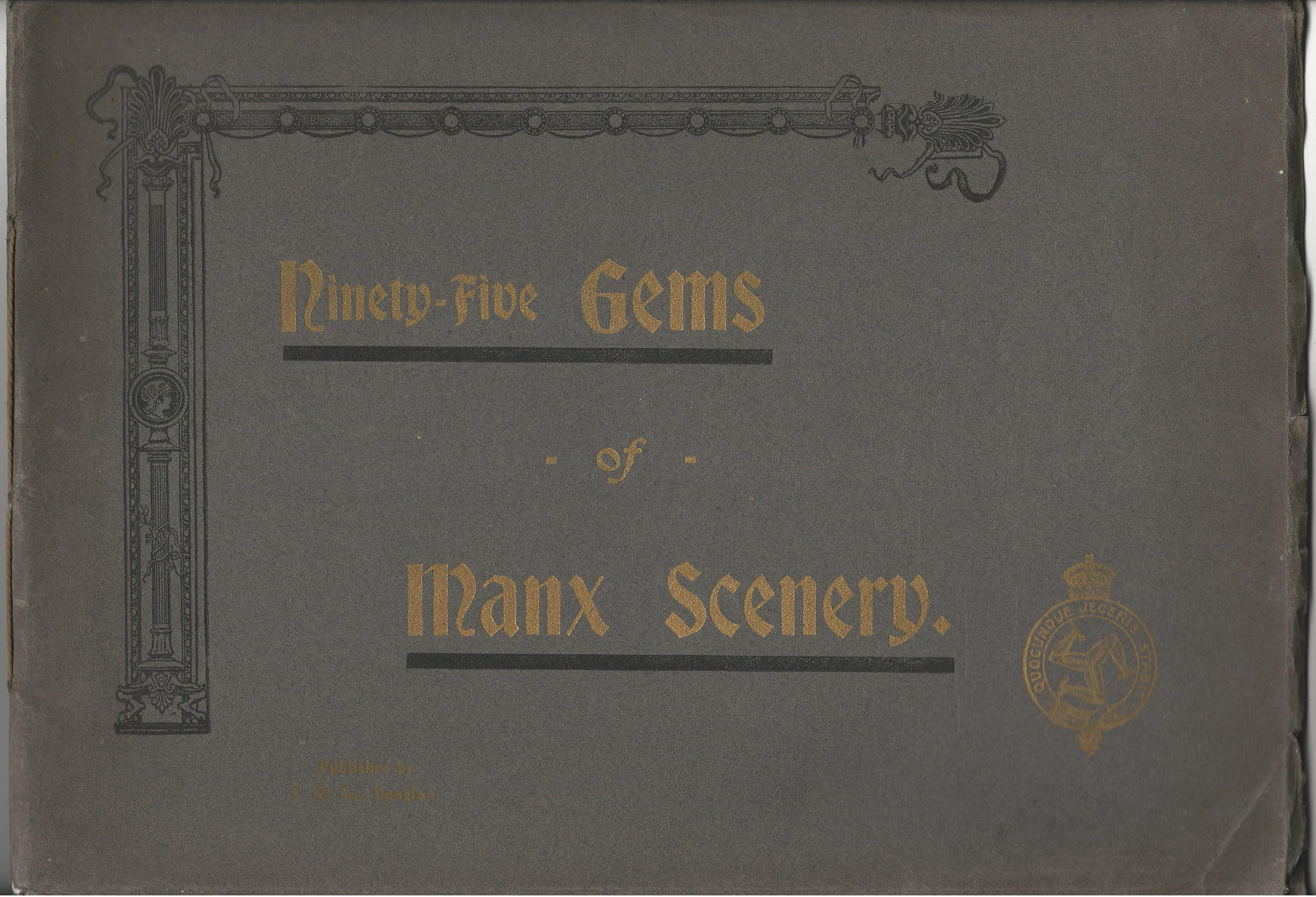 Image for Ninety-Five Gems of Manx Scenery