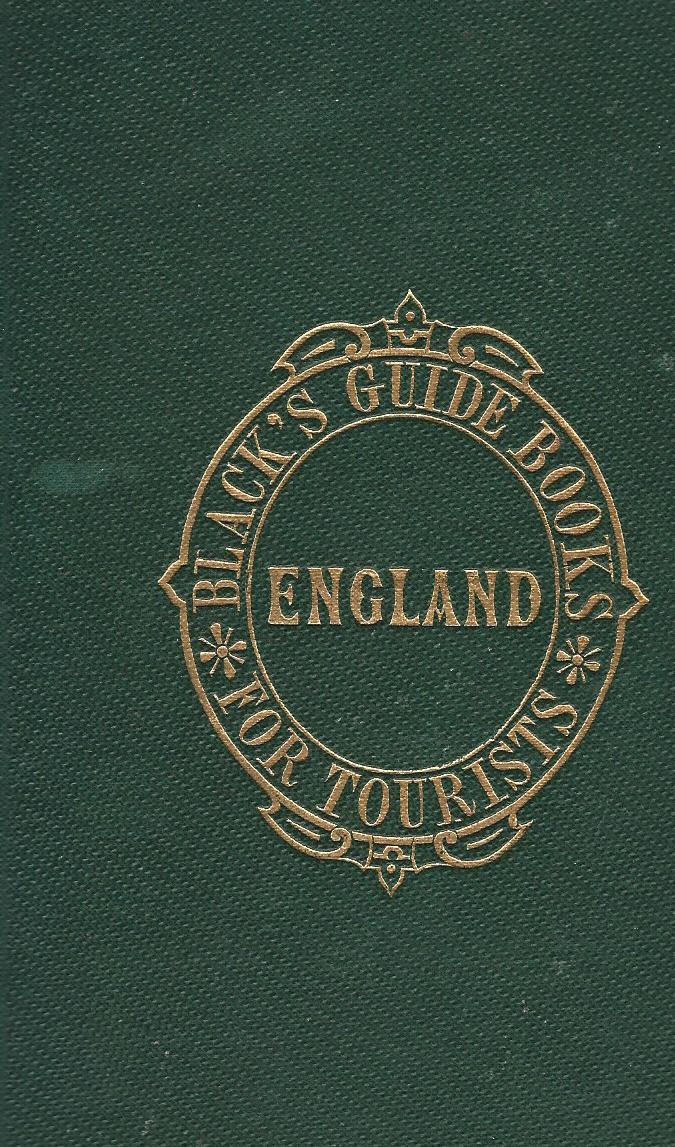 Image for Black's Picturesque Tourist and Road and Railway Guide Book: England.