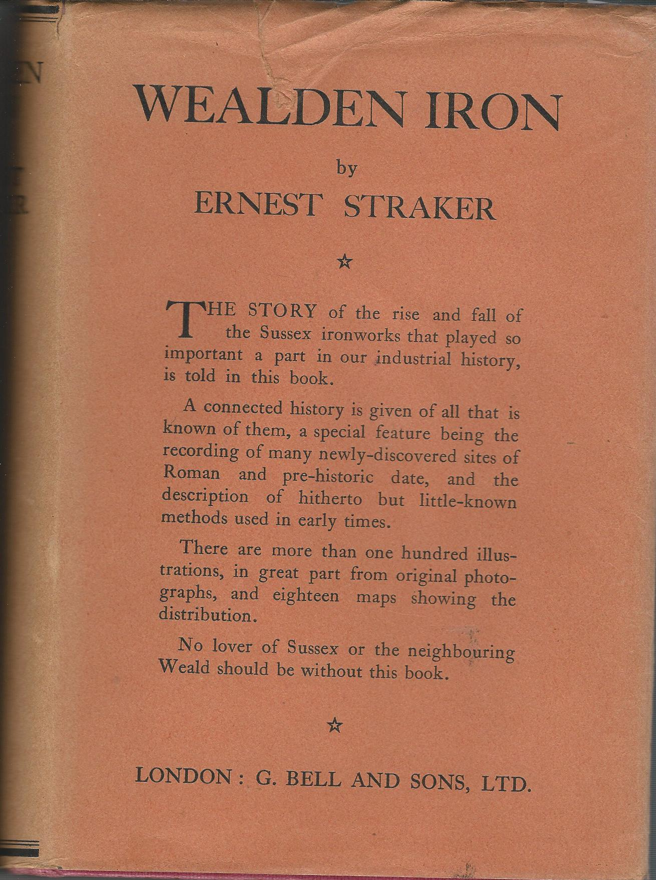 Image for Wealden Iron.