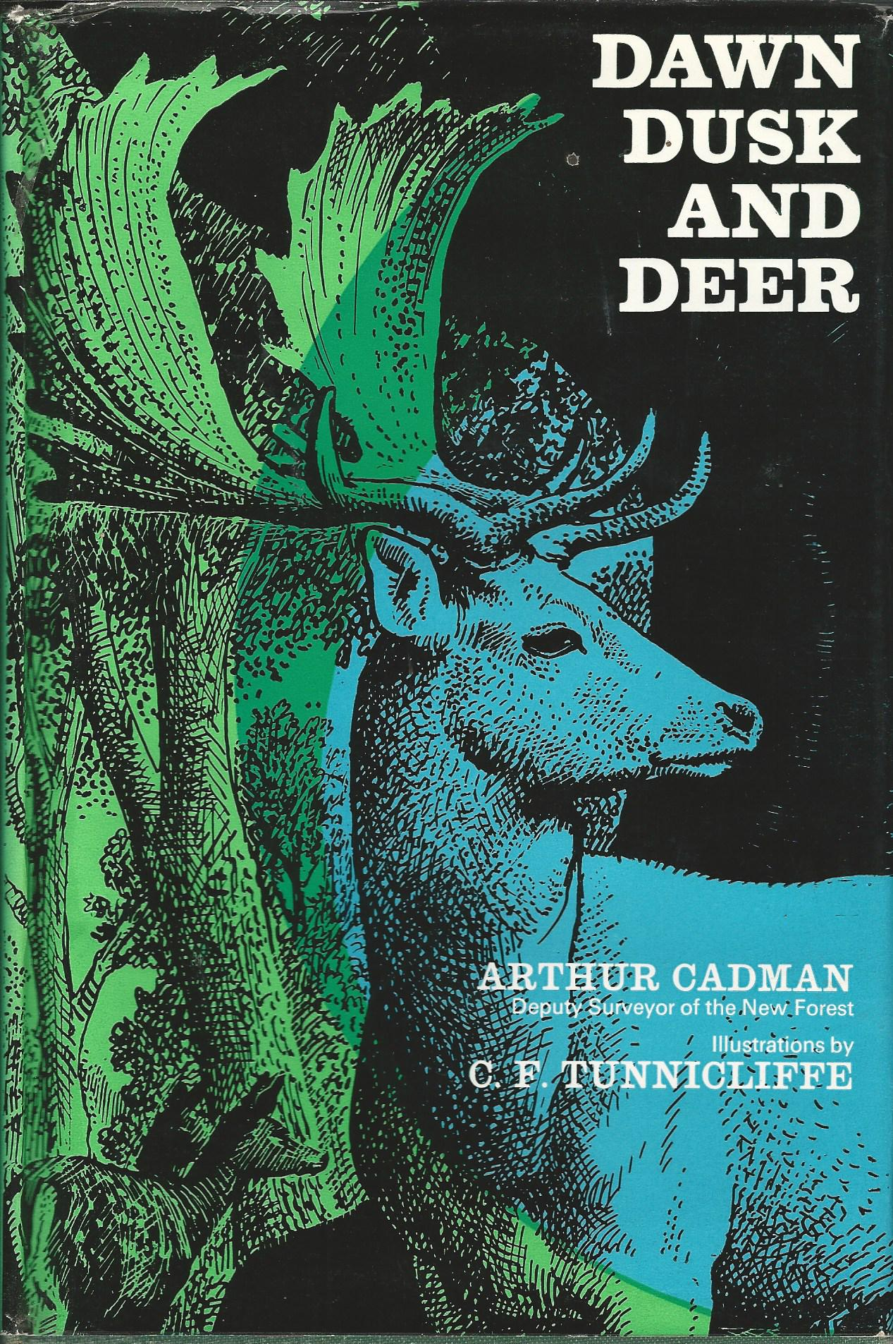 Image for Dawn, Dusk and Deer.
