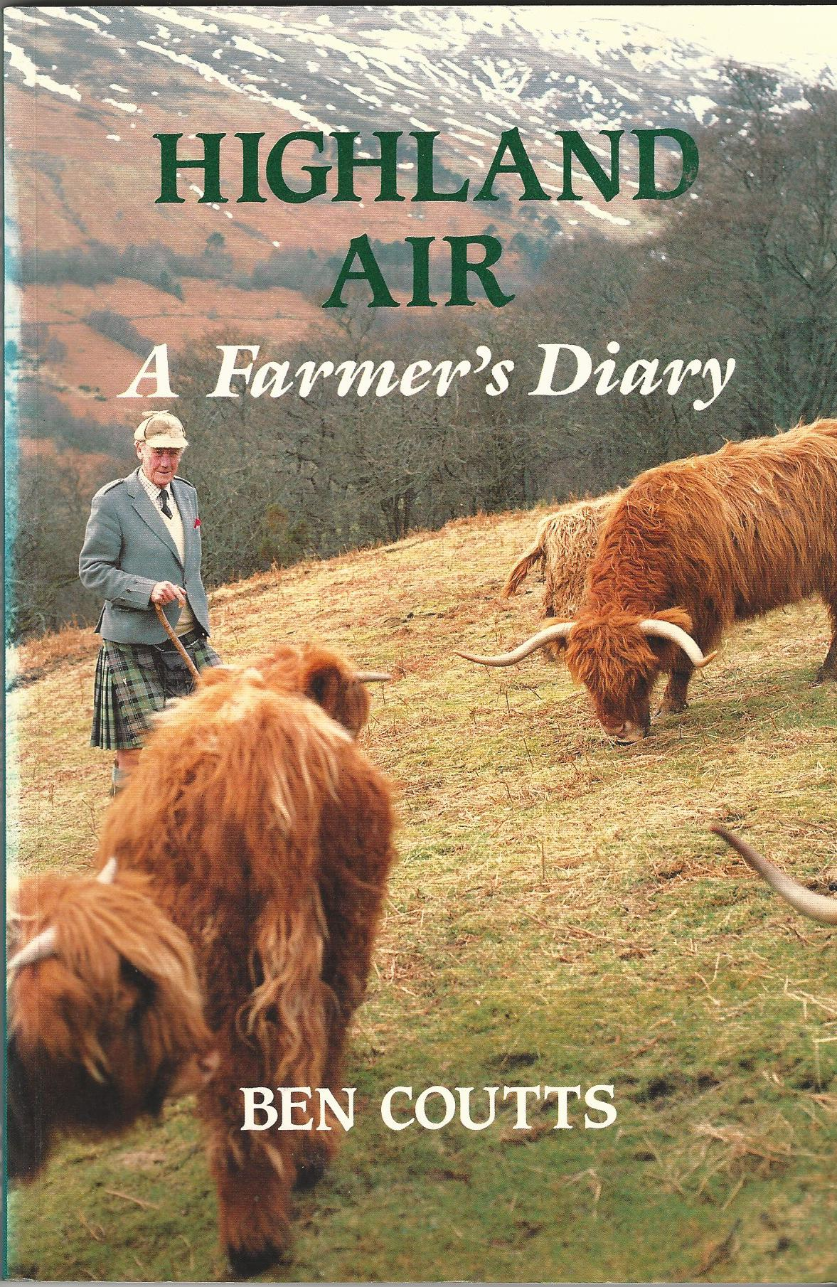 Image for Highland Air: Farmer's Diary