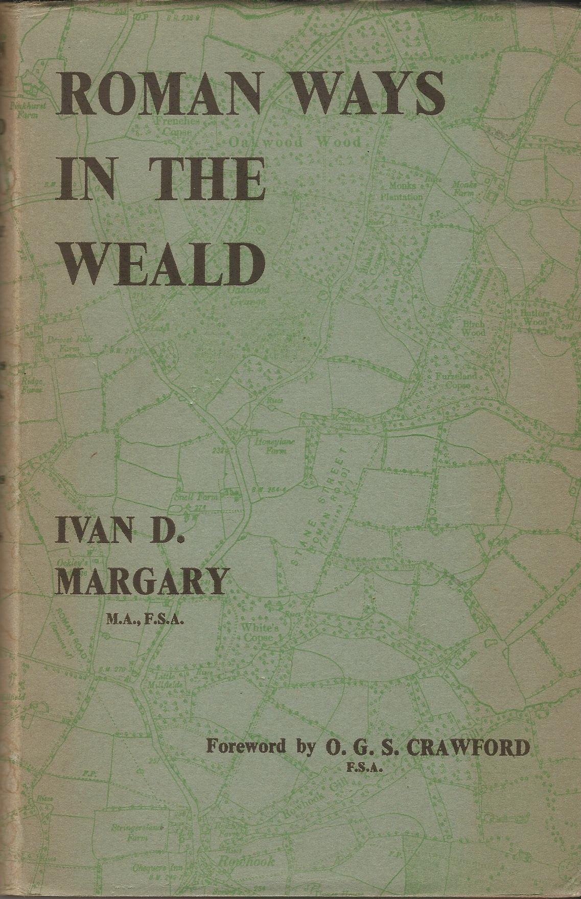 Image for Roman Ways in the Weald