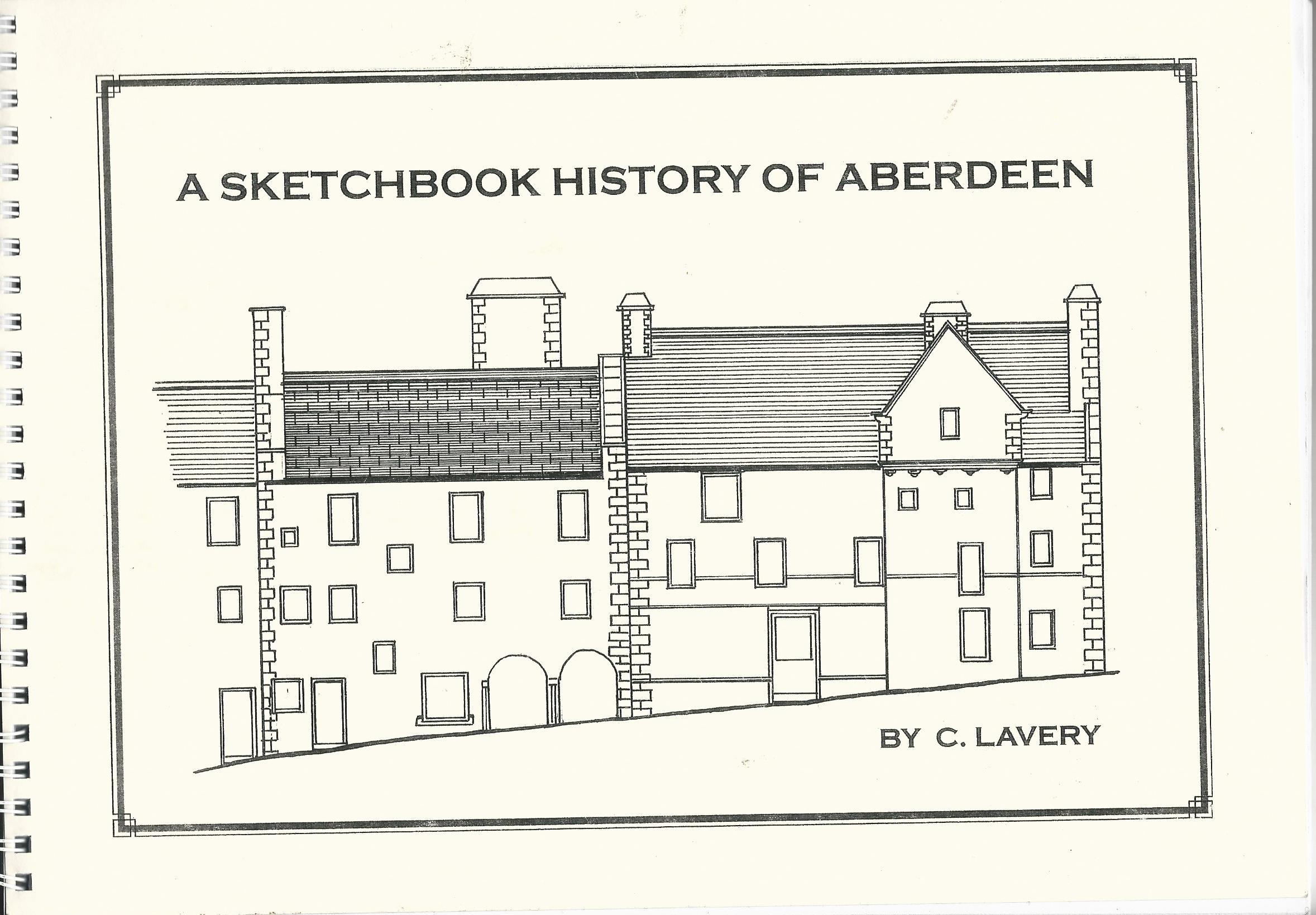 Image for A Sketchbook History of Aberdeen.
