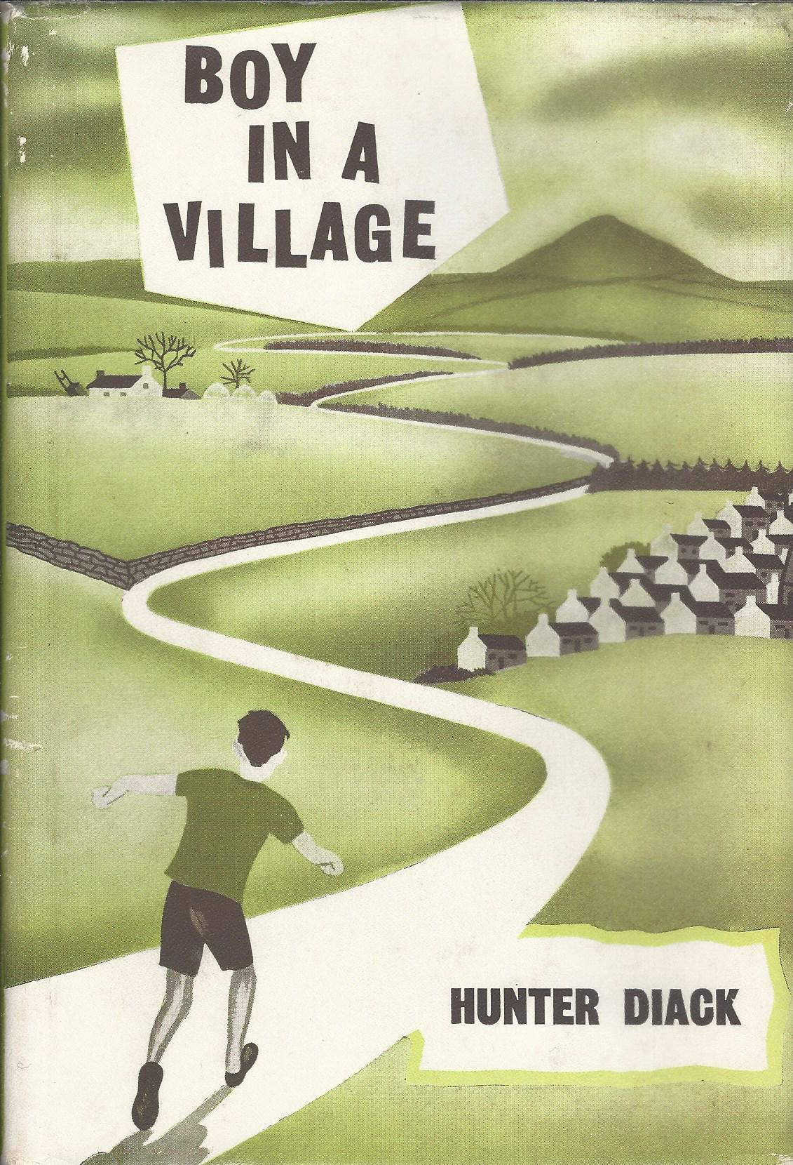 Image for Boy in a Village.