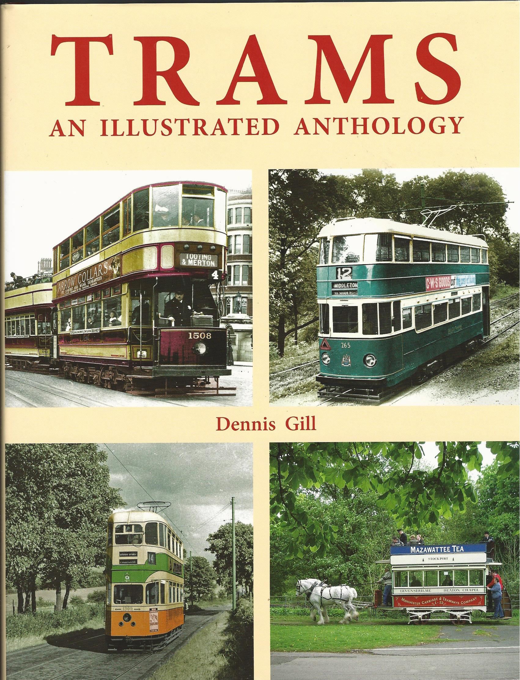 Image for Trams: An Illustrated Anthology