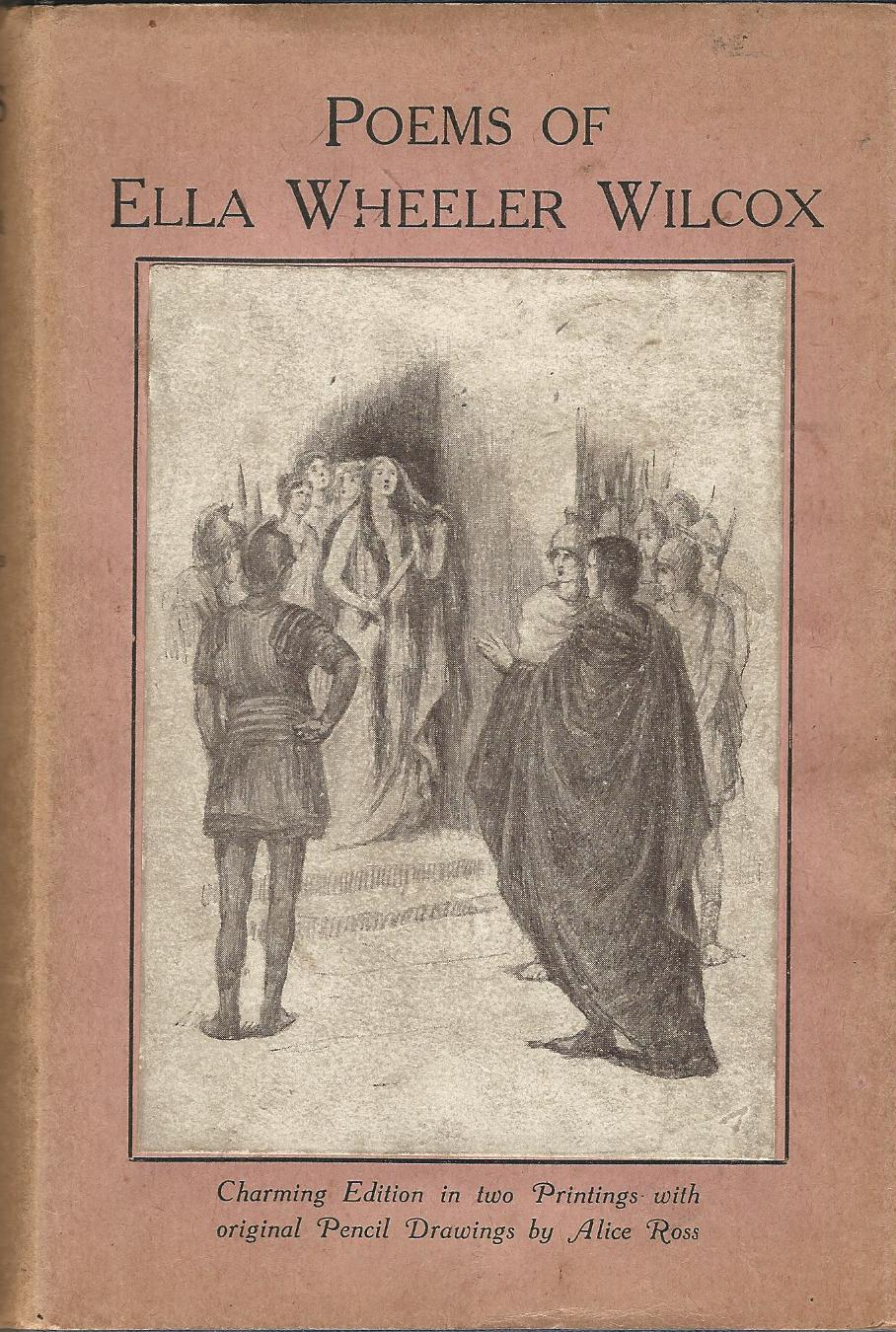 Image for Poems of Ella Wheeler Wilcox