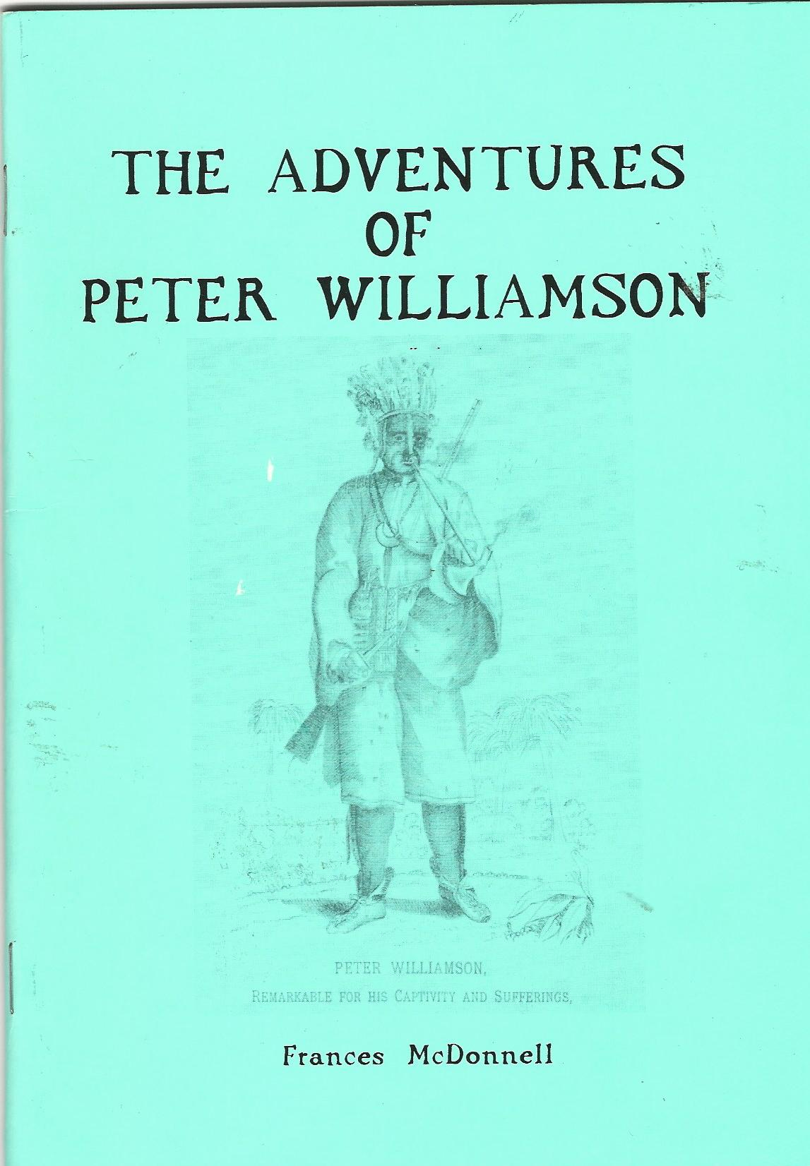Image for The Adventures of Peter Williamson
