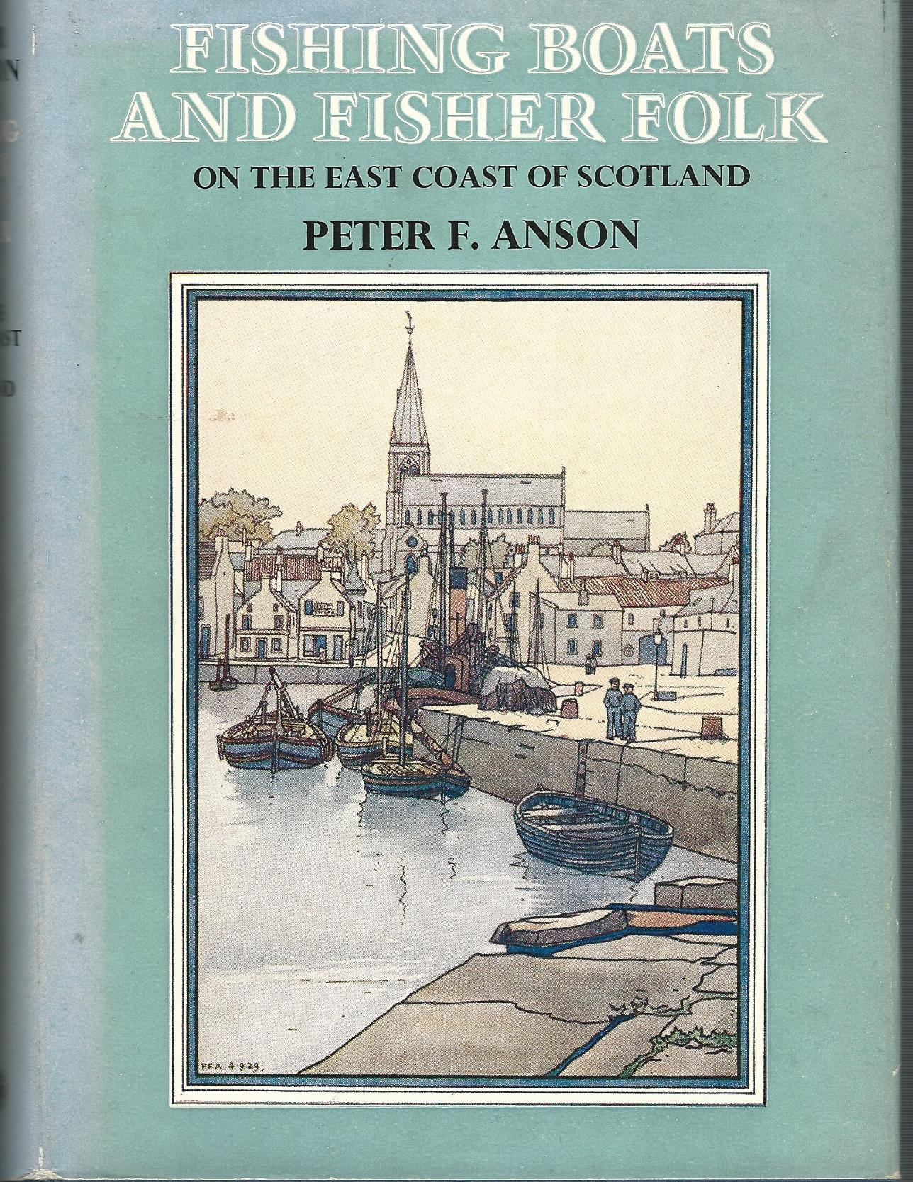 Image for Fishing Boats and Fisher Folk on the East Coast of Scotland.