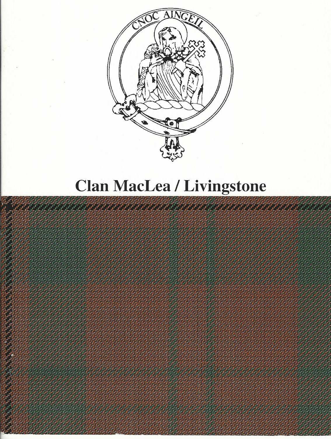 Image for Clan MacLea / Livingstone.