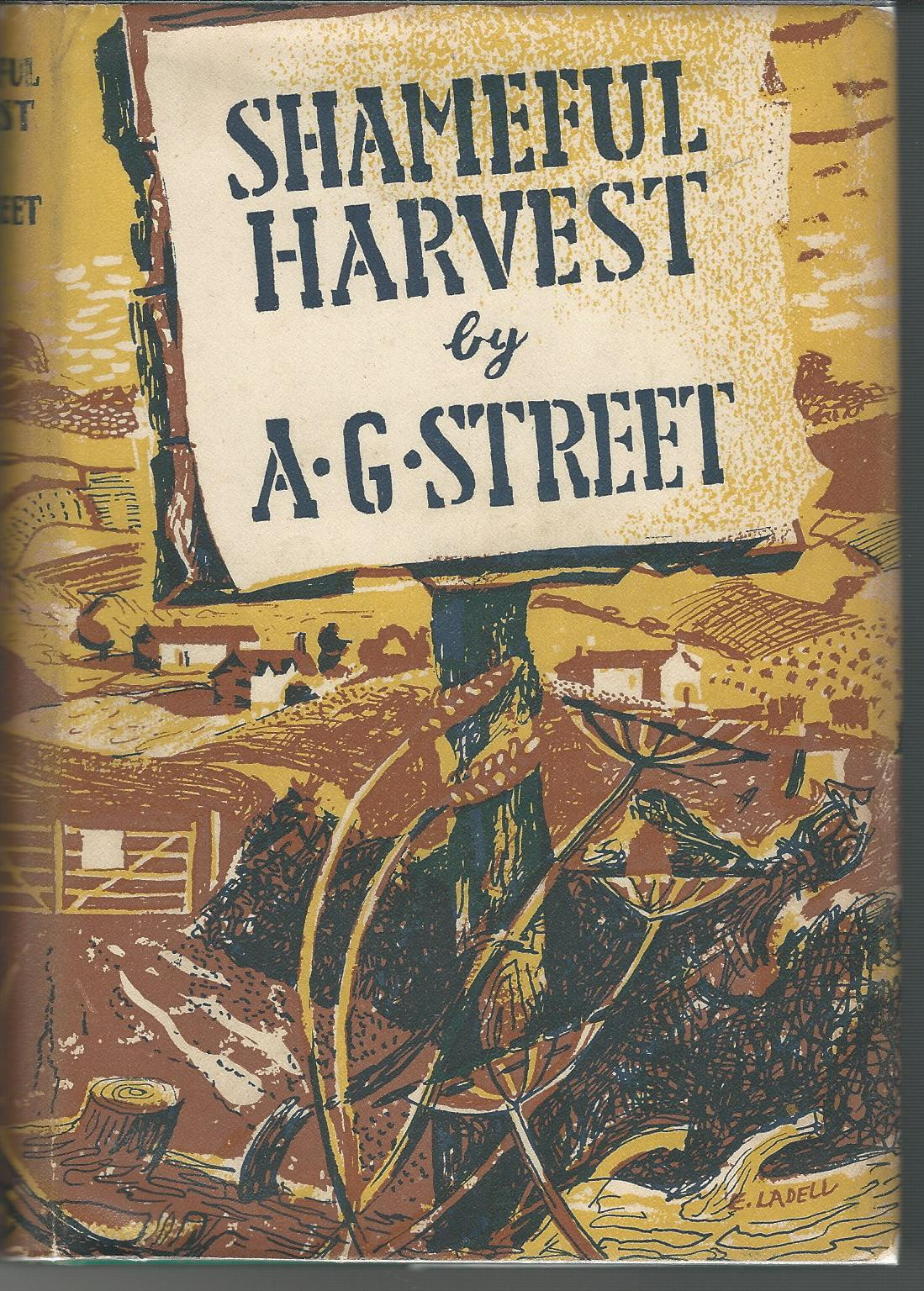 Image for Shameful Harvest.