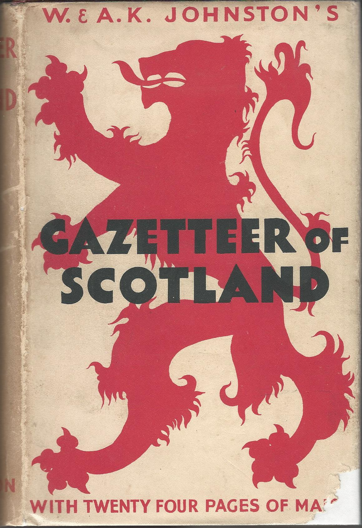 Image for Gazetteer of Scotland.