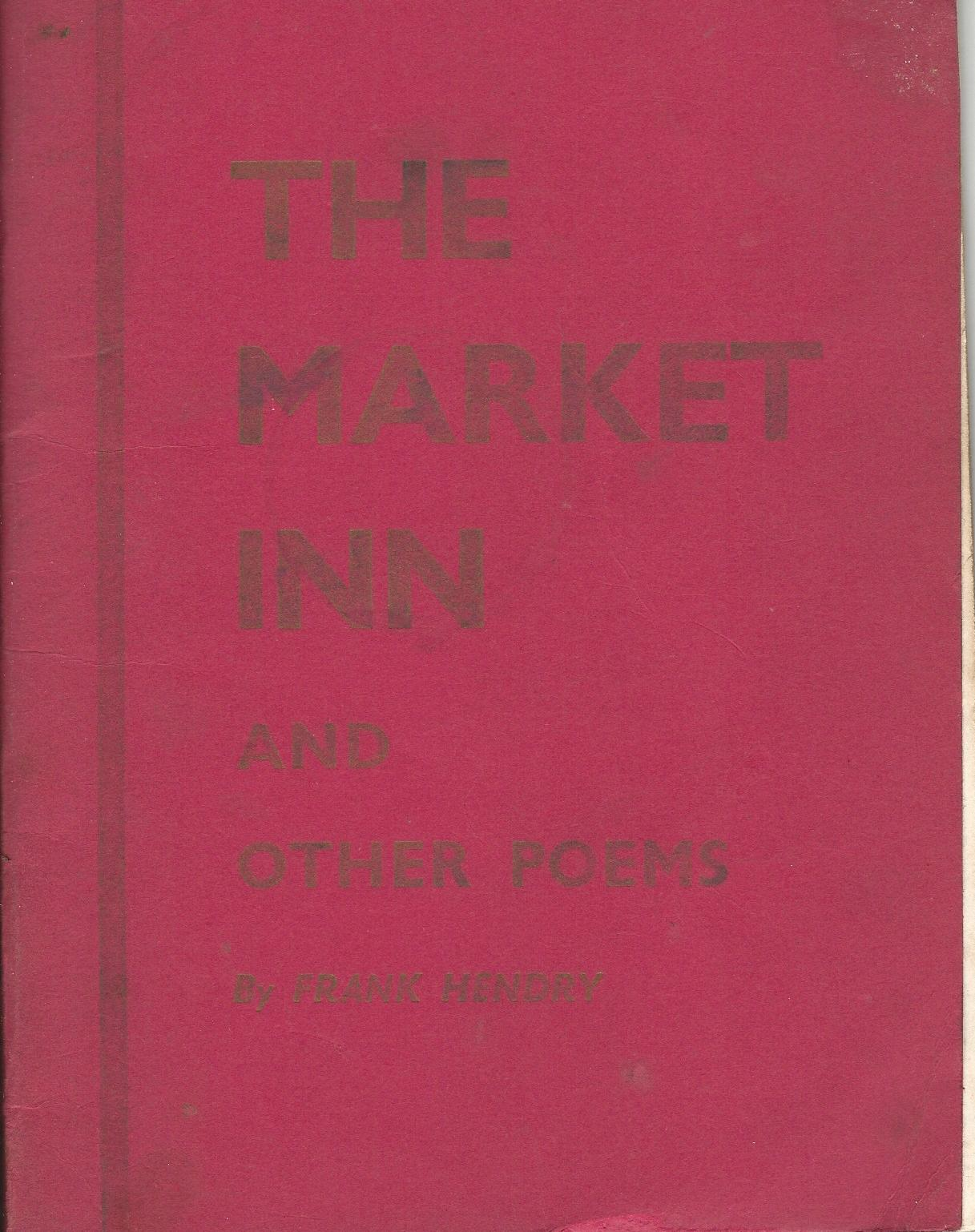 Image for The Market Inn and Other Poems.