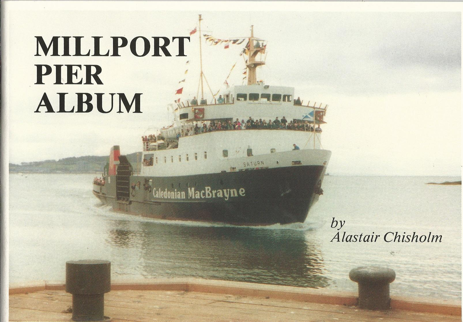 Image for Millport Pier Album.