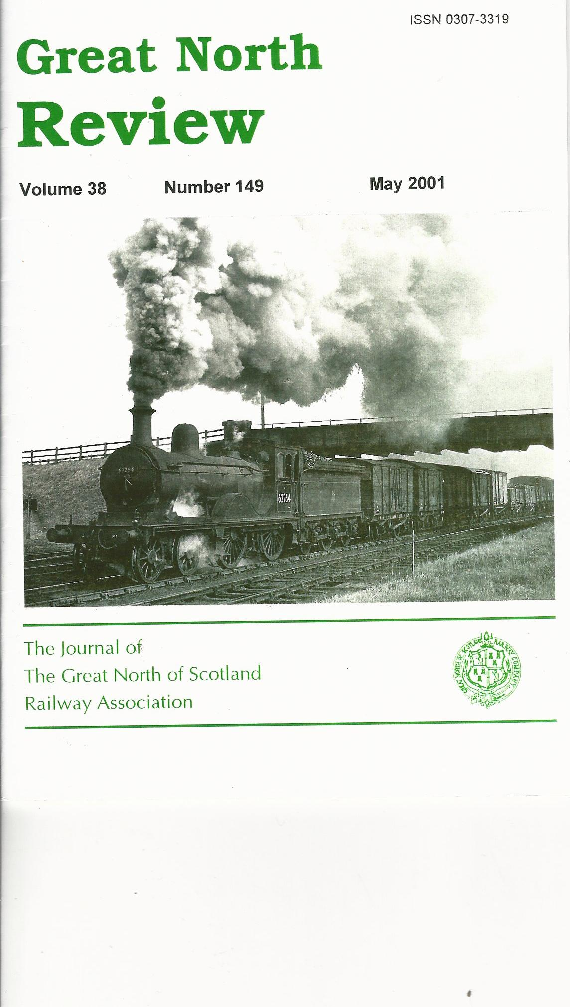 Image for Great North Review: Volume 41,  Number161, May 2004.