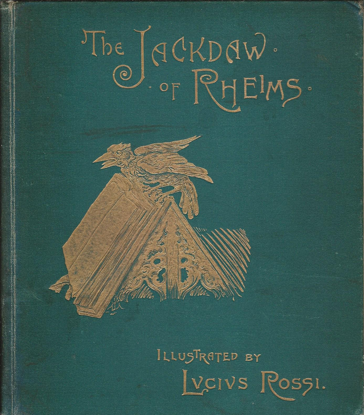 Image for The Jackdaw of Rheims.