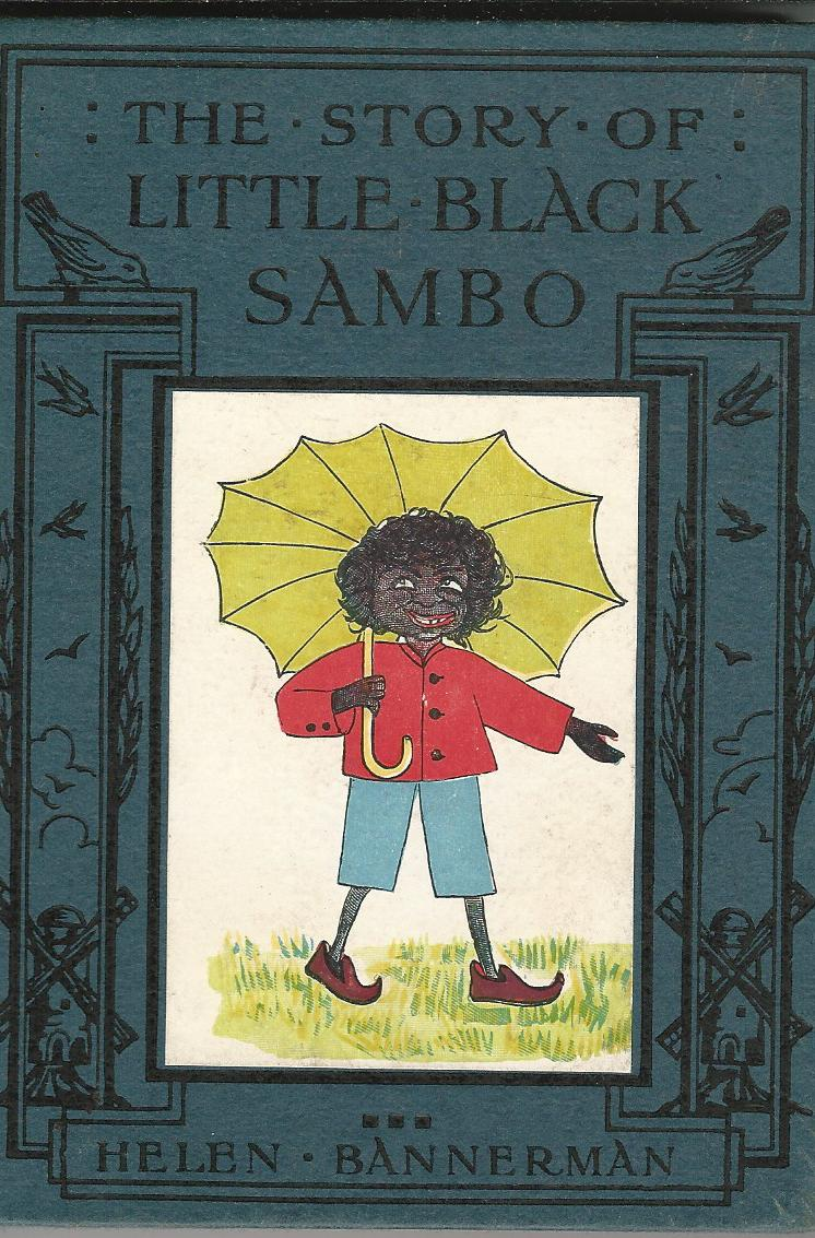 Image for The Story of Little Black Sambo.