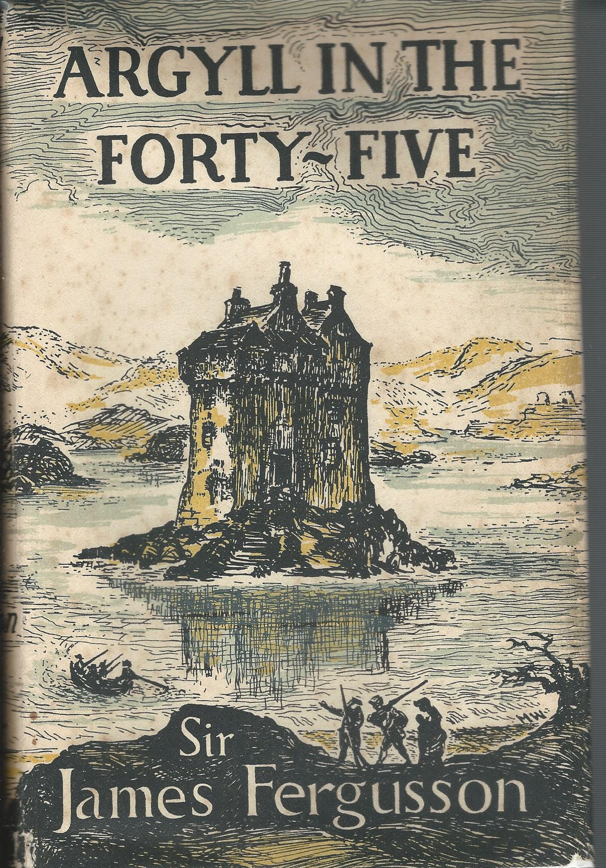 Image for Argyll in the Forty-Five.