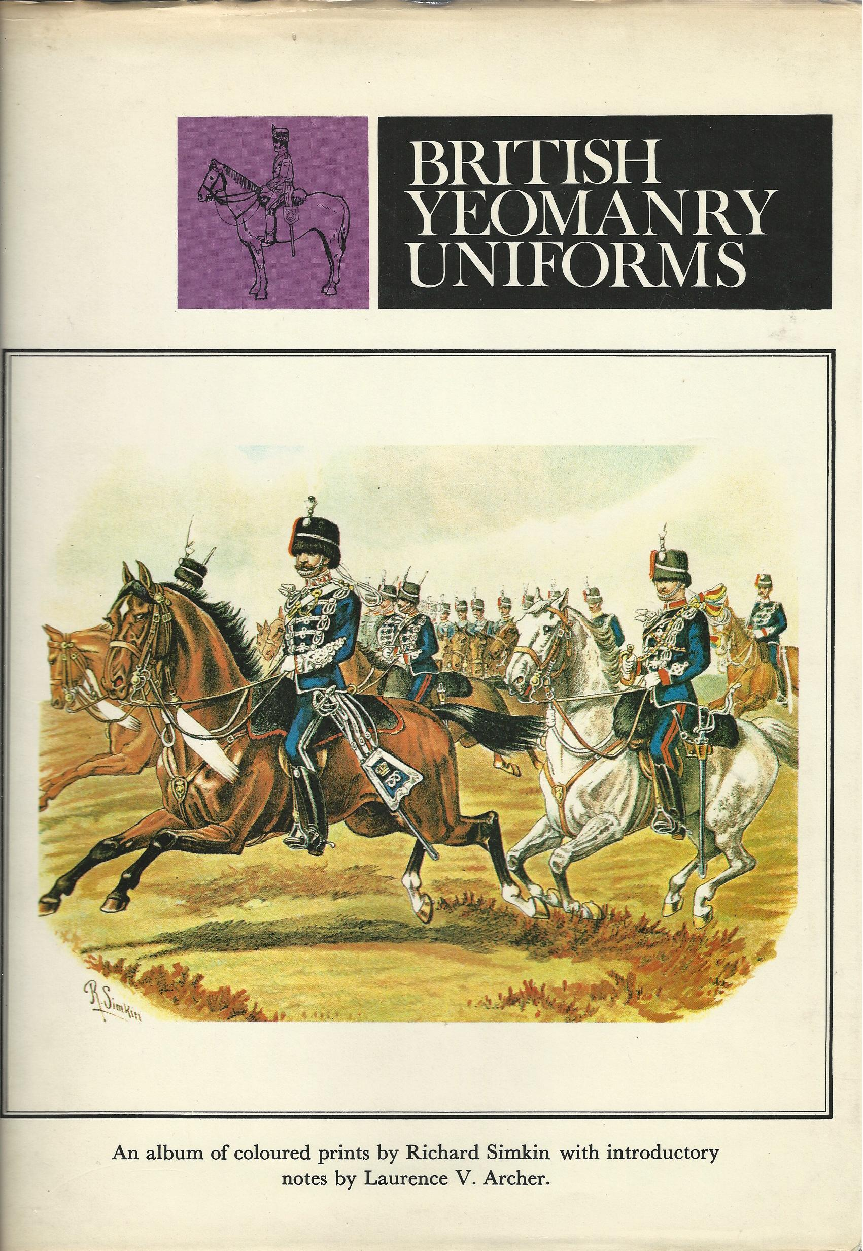 Image for British Yeomanry Uniforms.