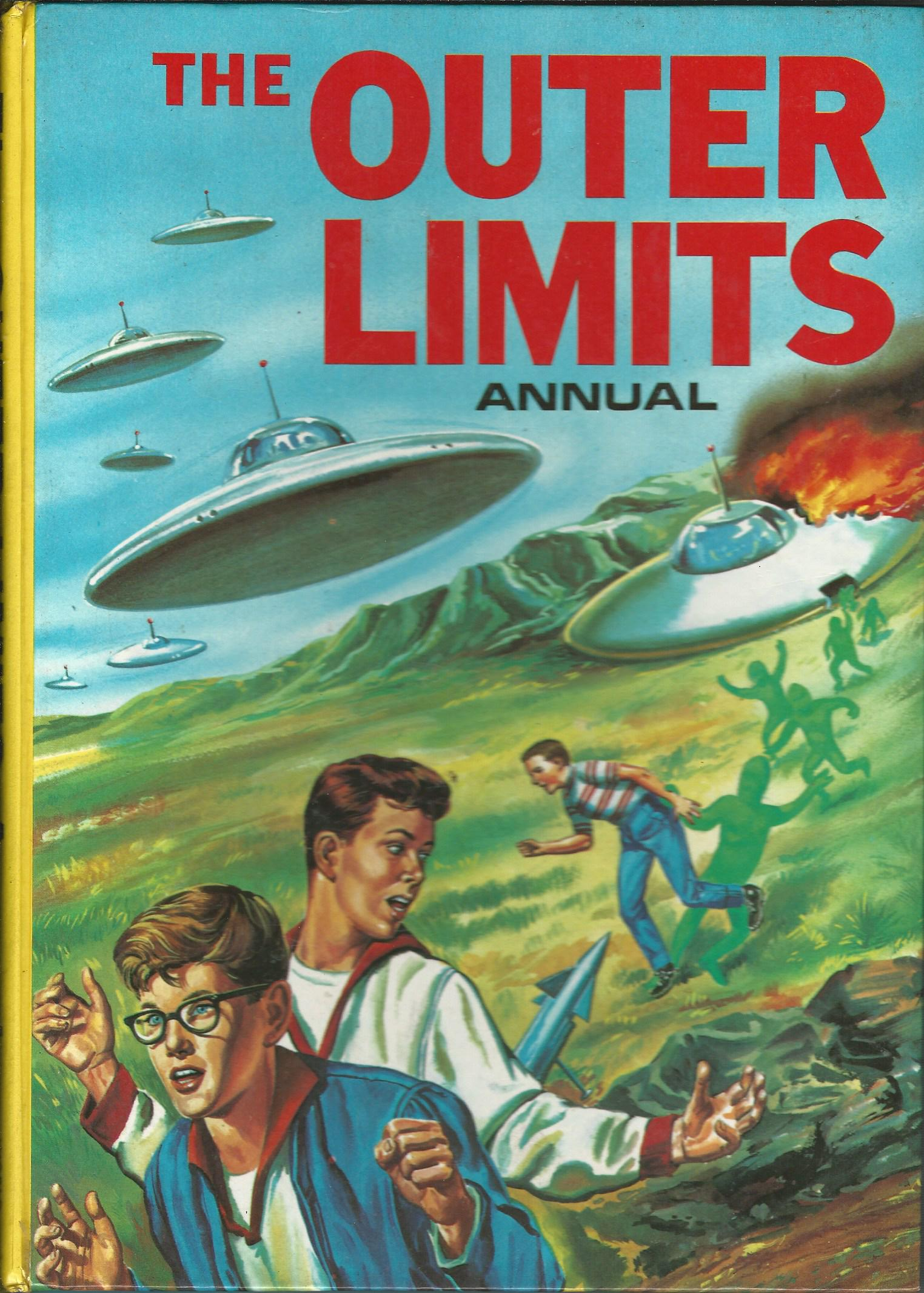 Image for Outer Limits Annual.