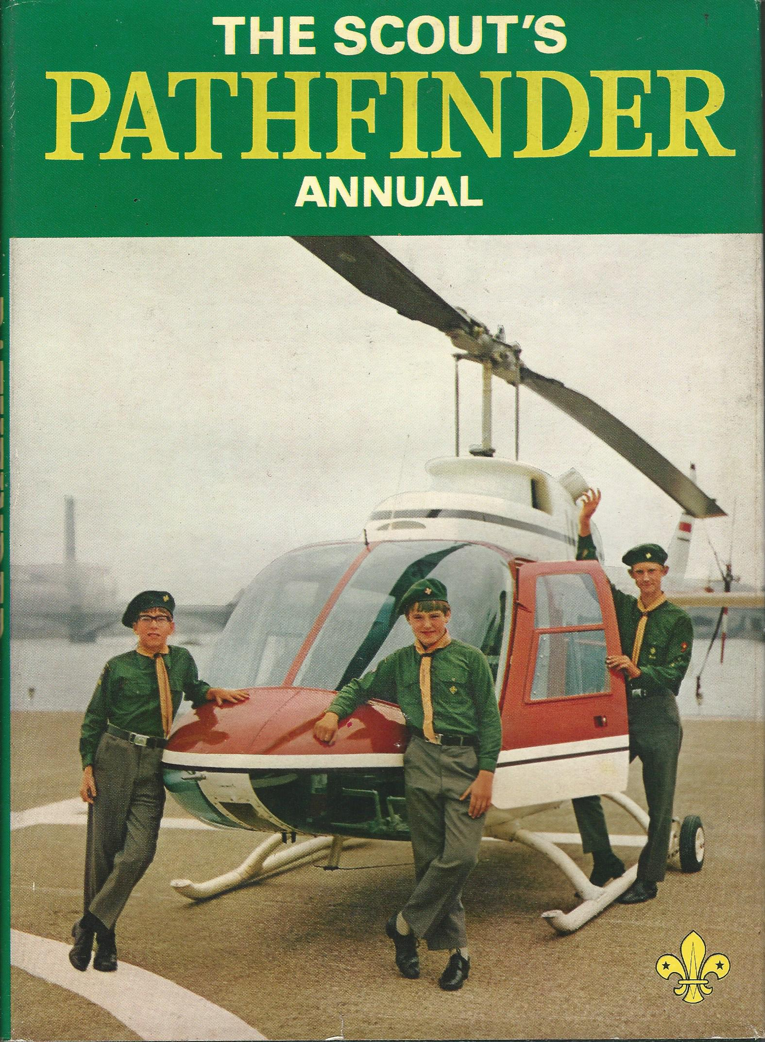 Image for The Scout's Pathfinder Annual: 1970.