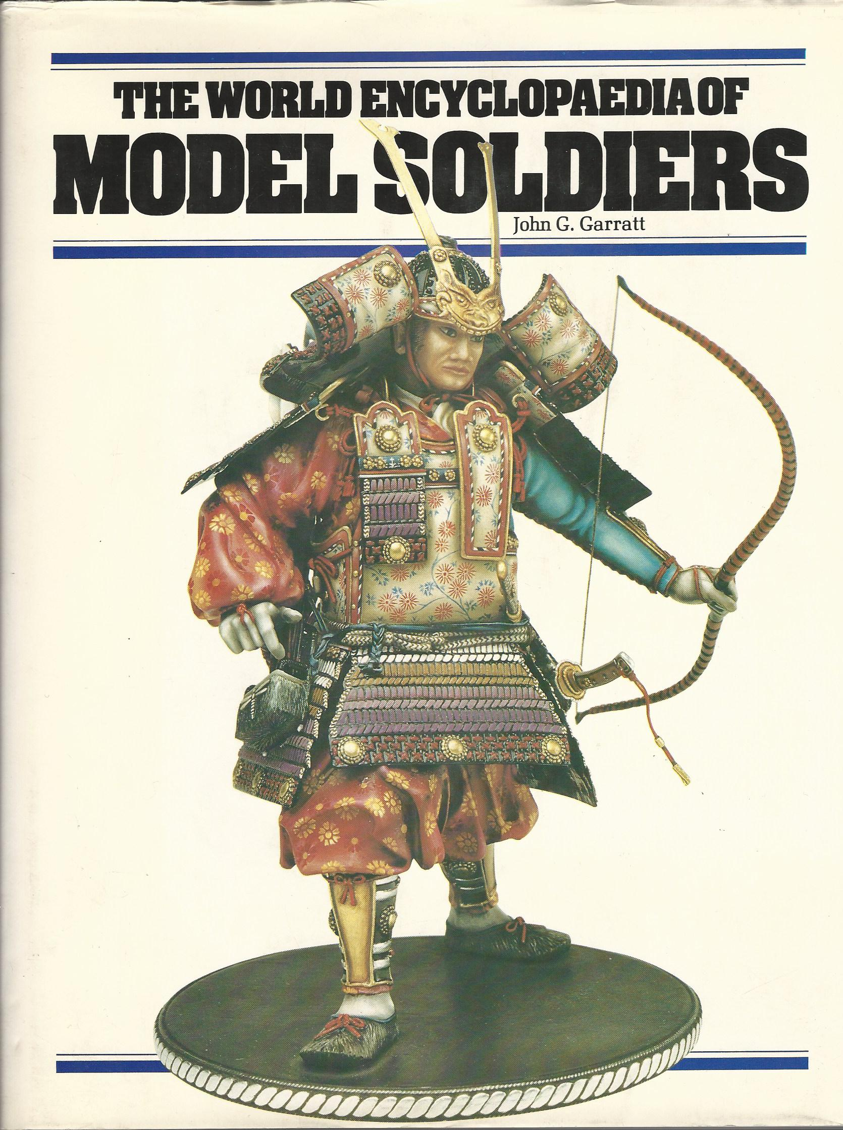 Image for The World Encyclopaedia of Model Soldiers