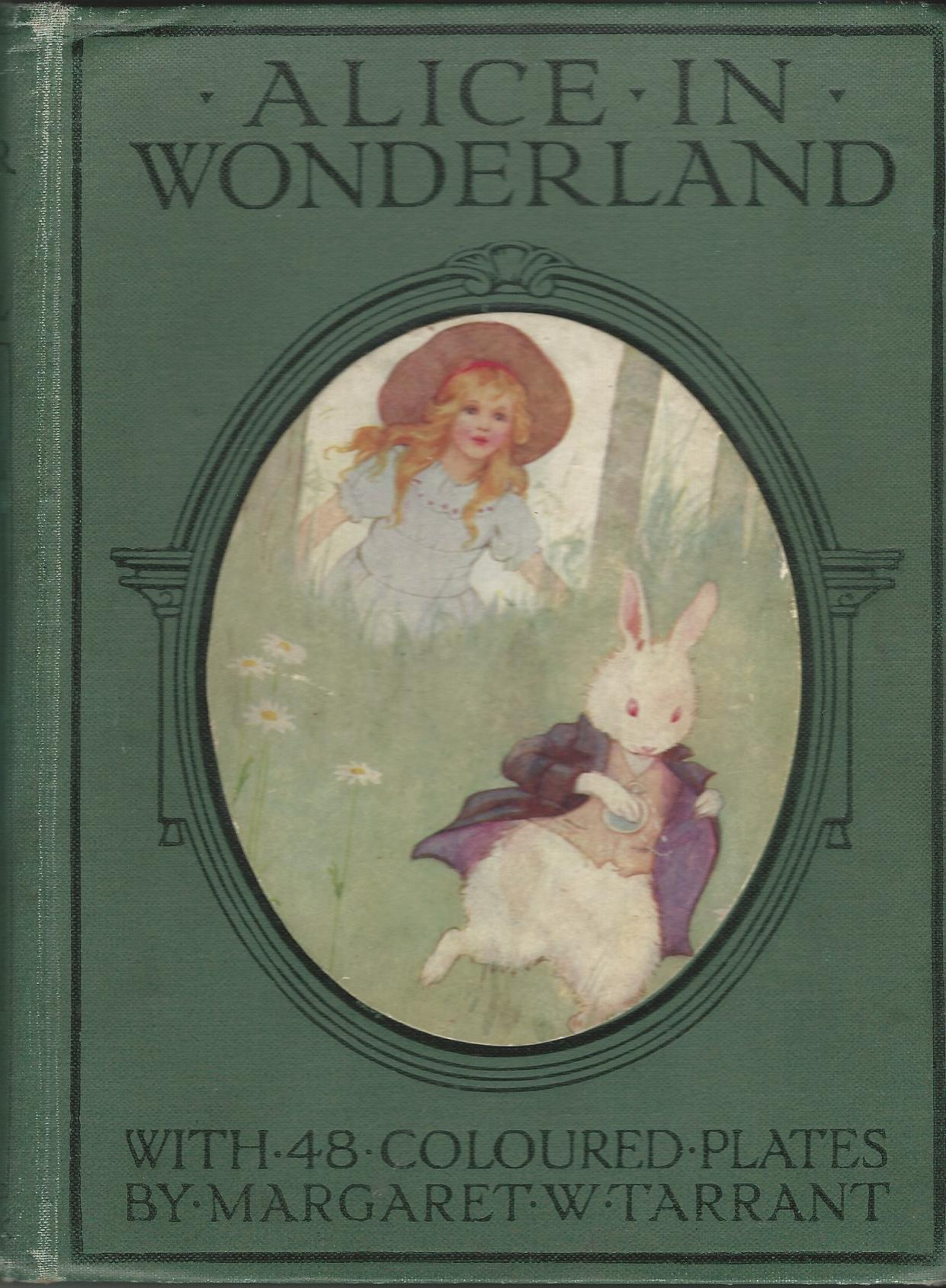 Image for Alice's Adventures in Wonderland.