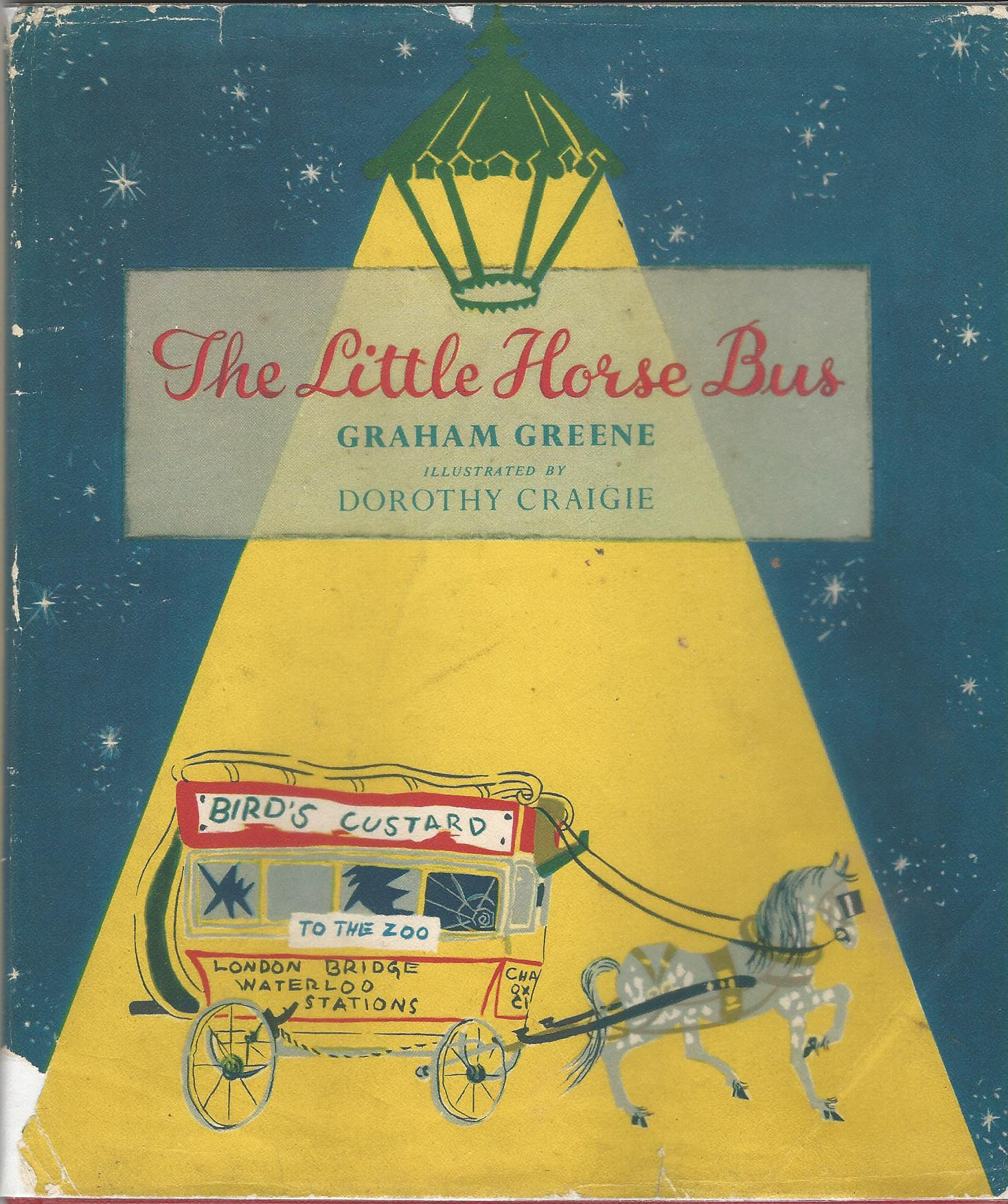 Image for The Little House Bus.