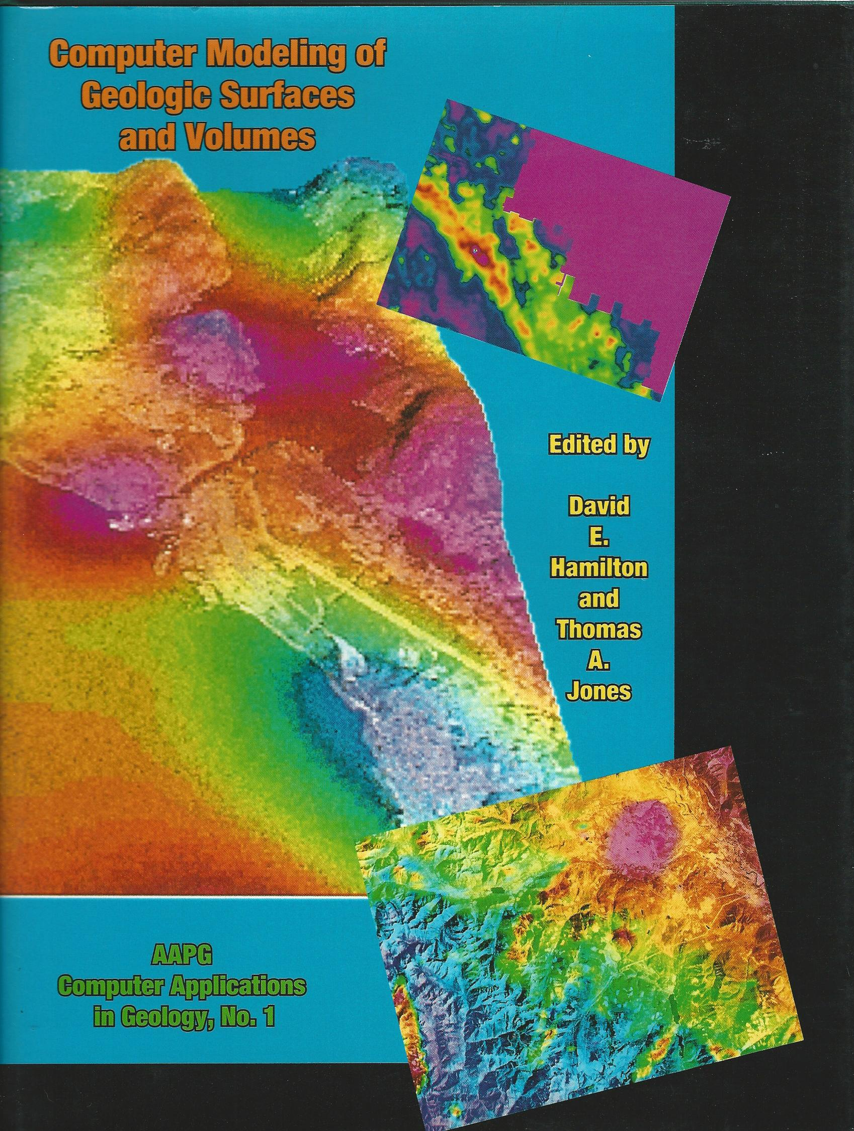 Image for Computer Modeling of Geologic Surfaces and Volumes (Computer Applications in Geology)