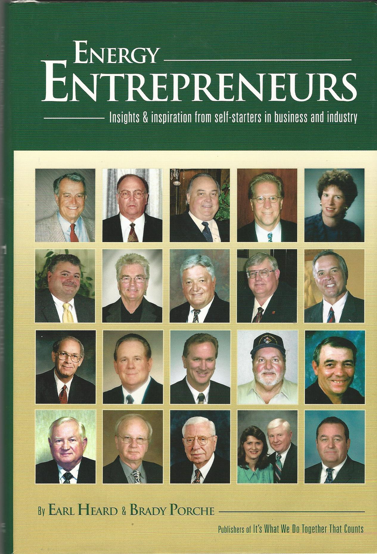 Image for Energy Entrepreneurs: Insights & Inspiration from Self-Starters in Business and Industry