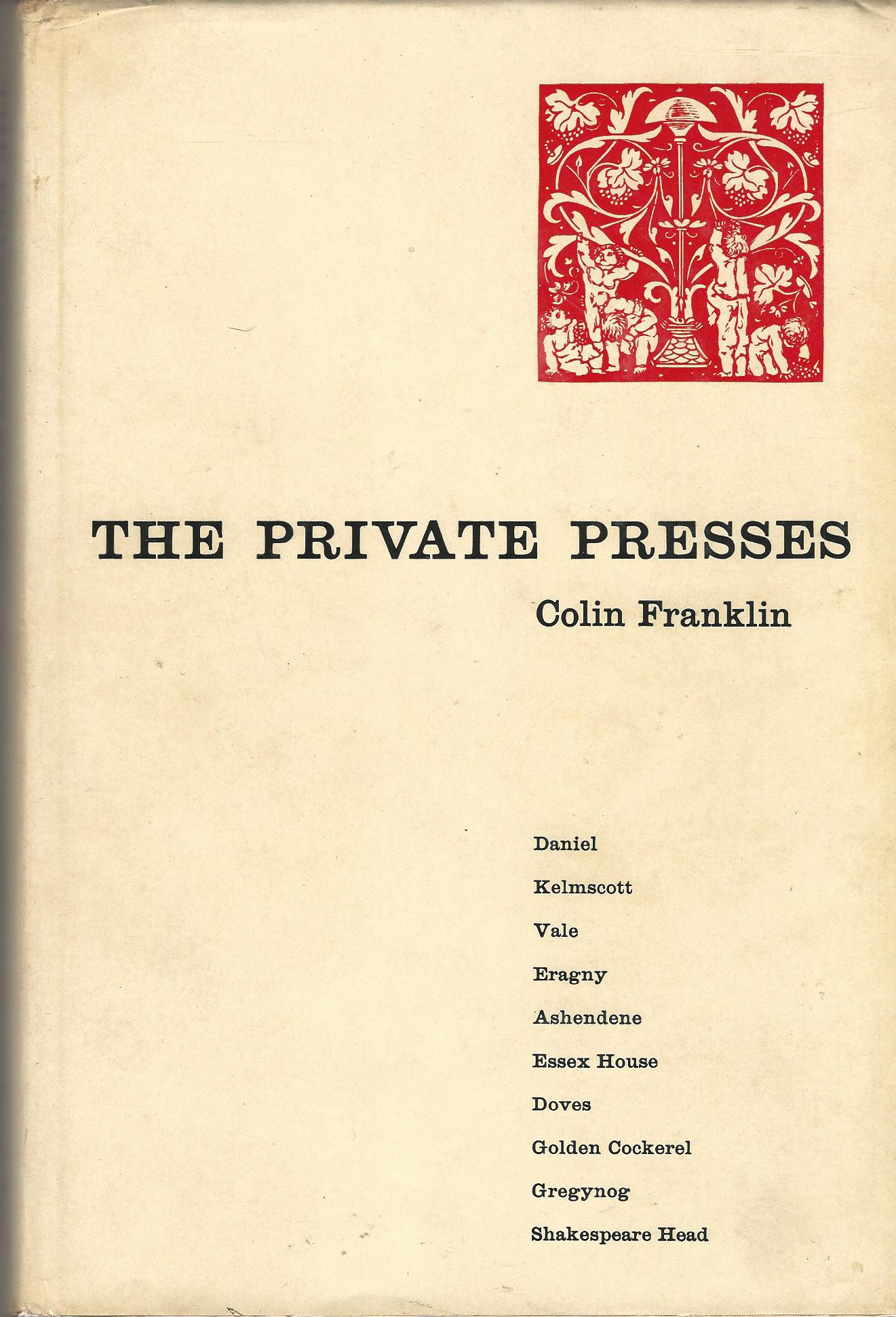 Image for The Private Presses