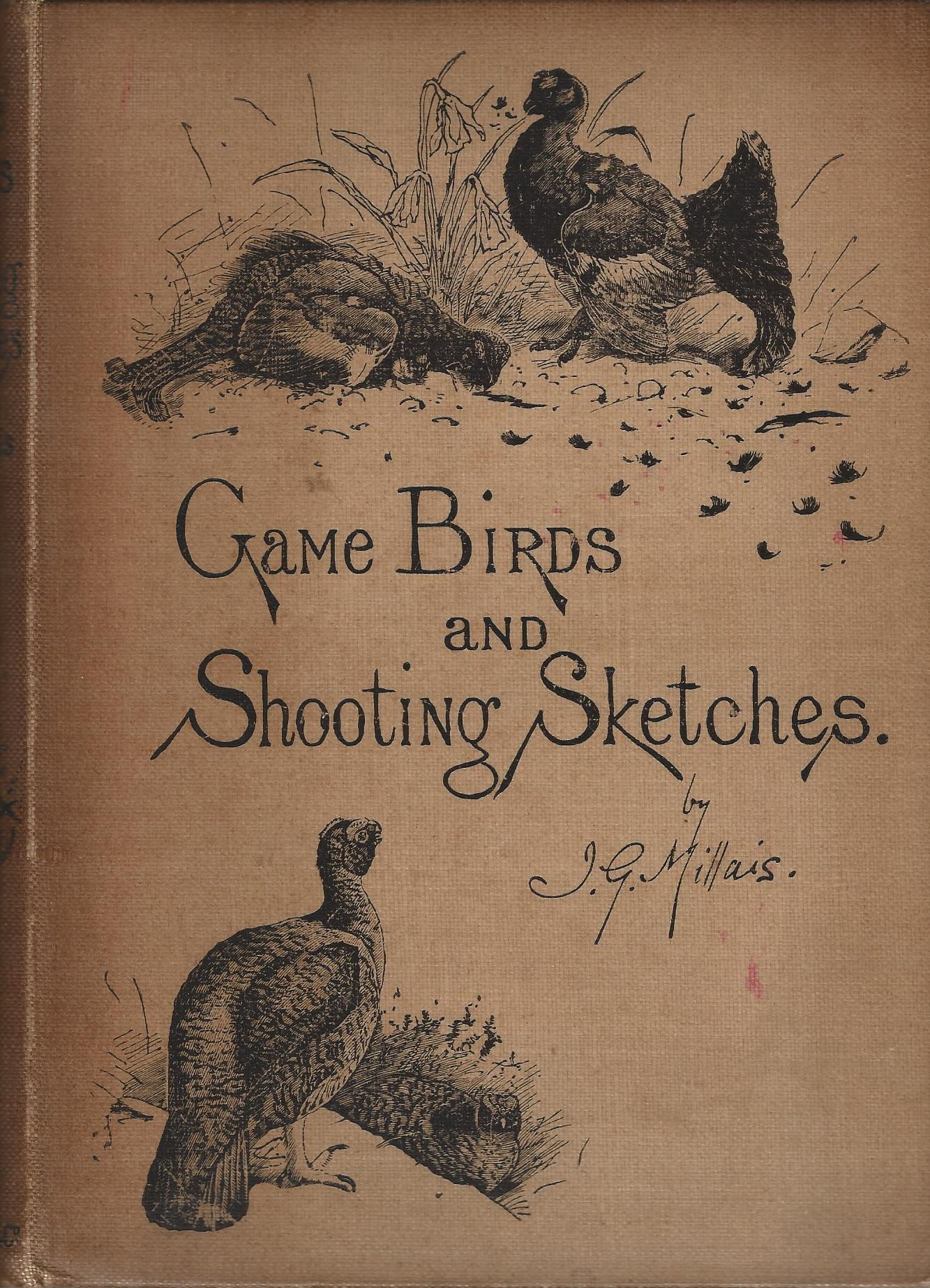 Image for Game Birds and Shooting Sketches.