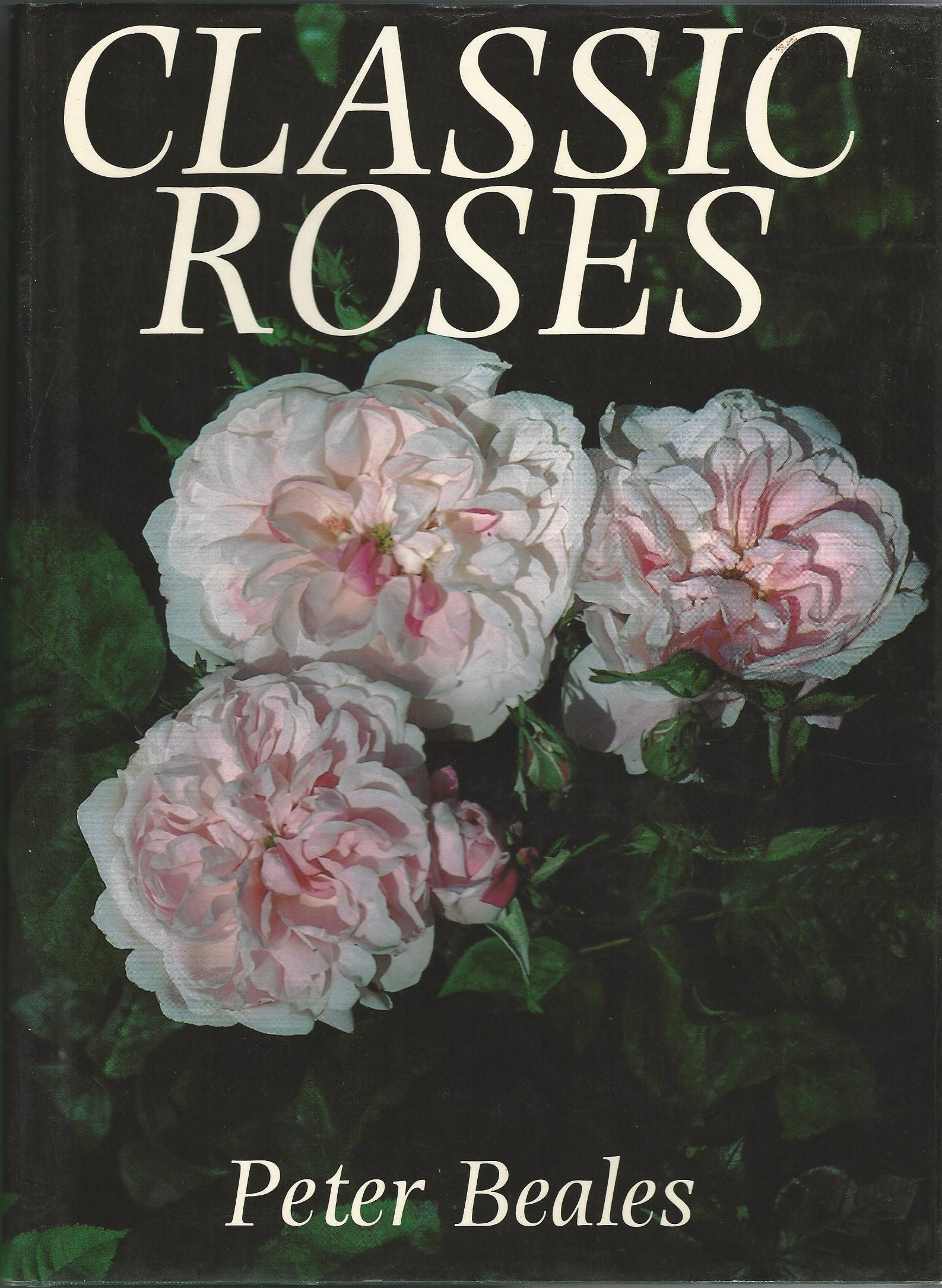 Image for Classic Roses: An Illusrated Encyclopaedia and Grower's Manual of Old Roses, Shrub Roses and Climber