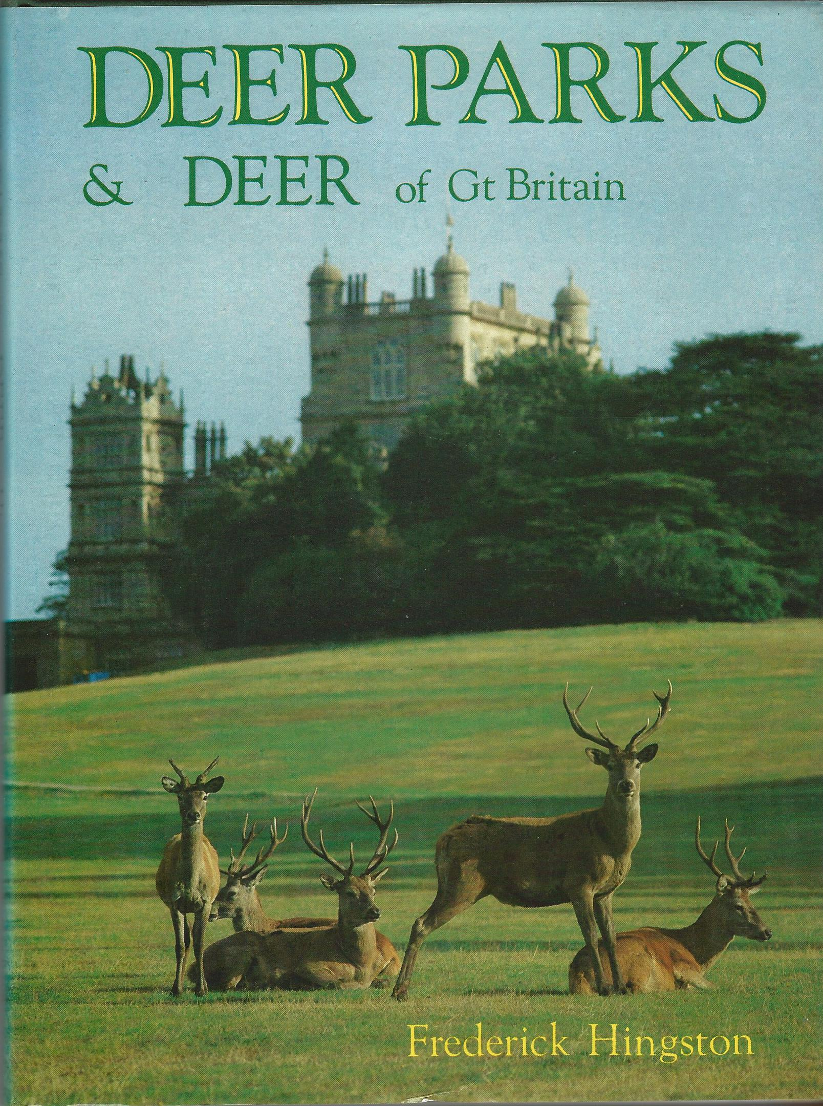 Image for Deer Parks and Deer of Great Britain