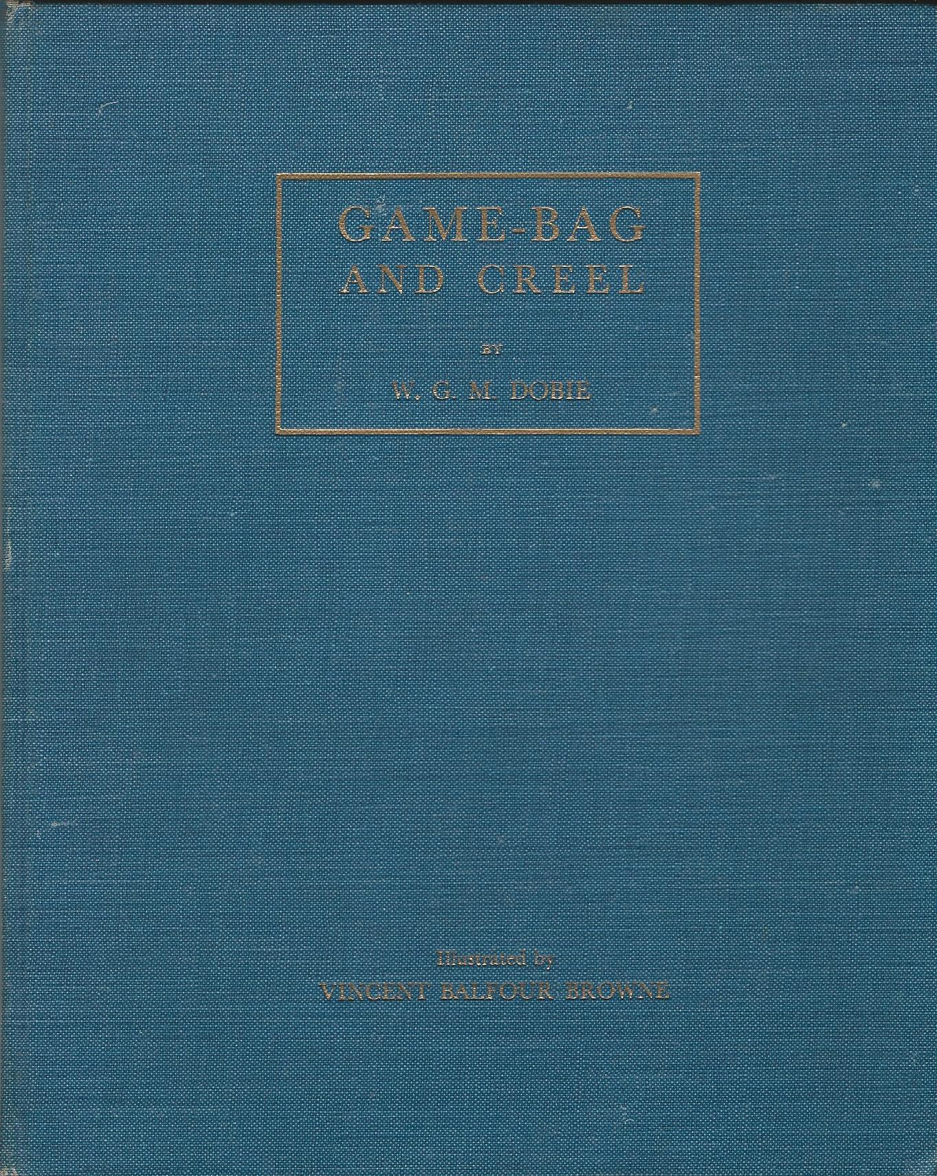 Image for Game-Bag and Creel