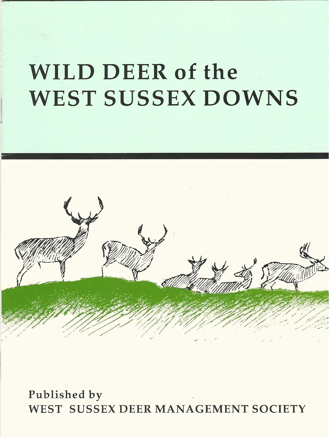 Image for Wild Deer of the West Sussex Downs