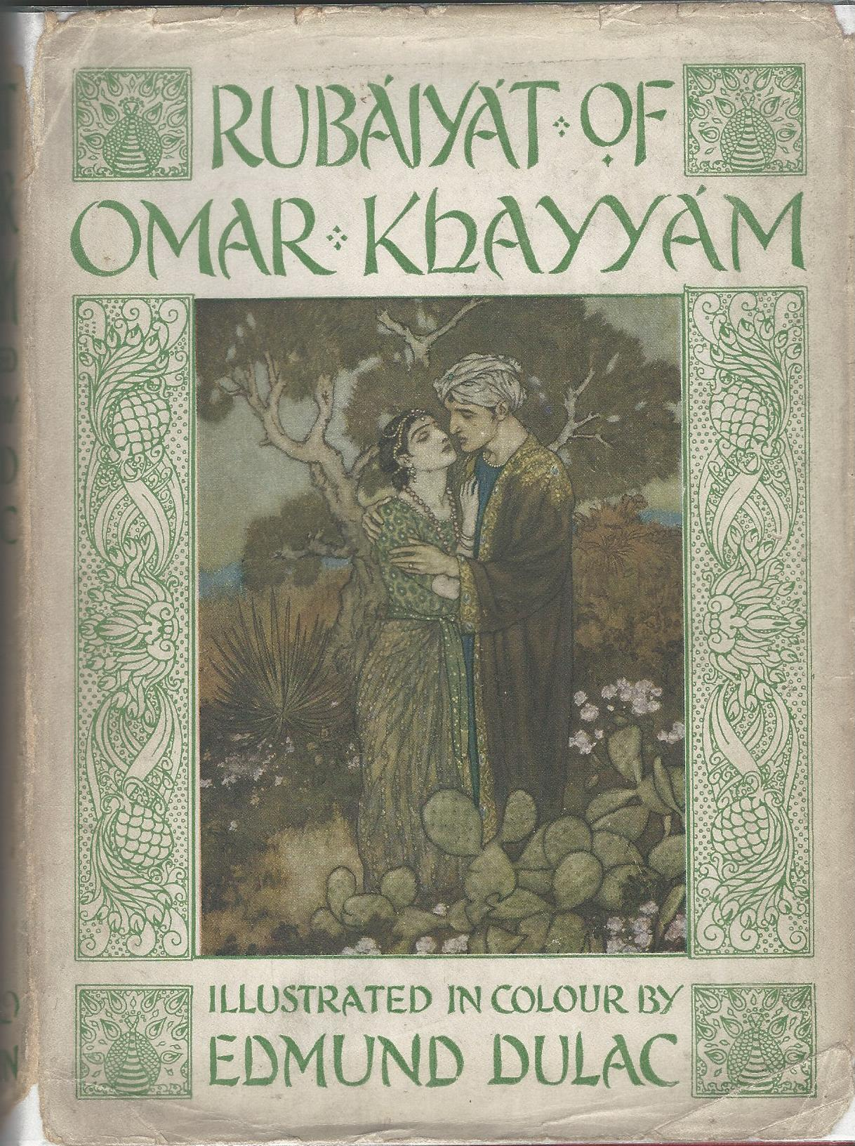Image for Rubaiyat of Omar Khayyam.
