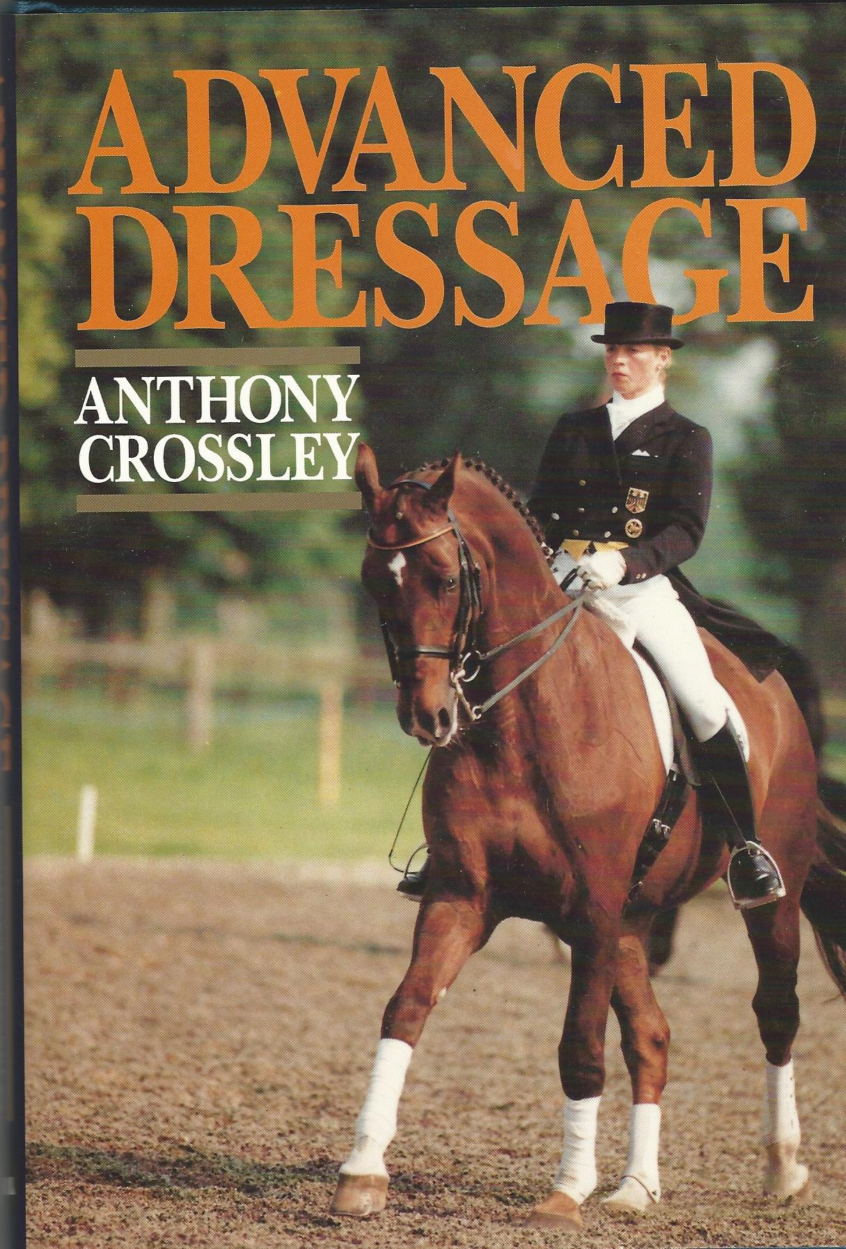 Image for Advanced Dressage