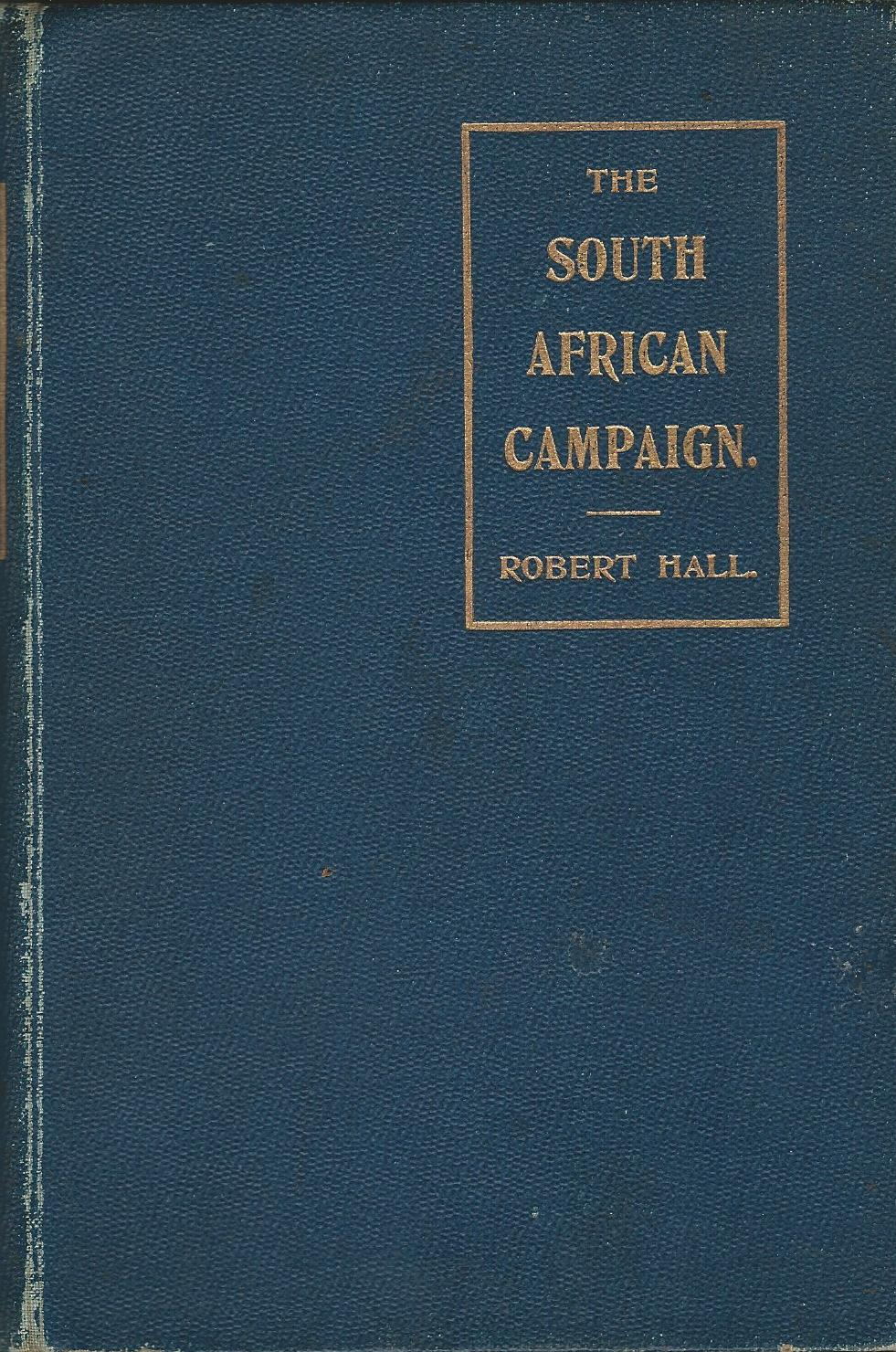 Image for The South African Campaign